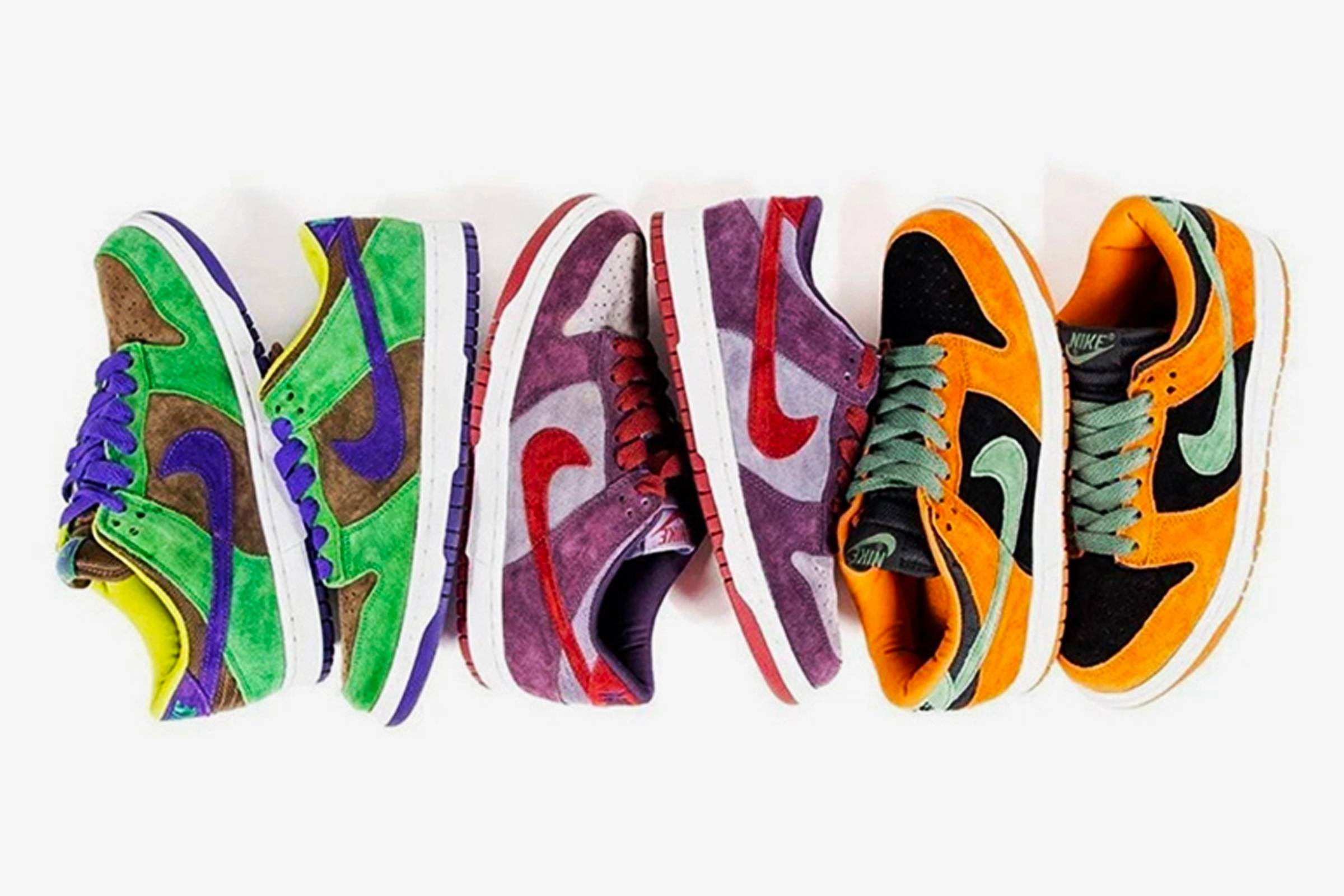 """Nike Dunk Low """"Ugly Duckling Pack"""""""