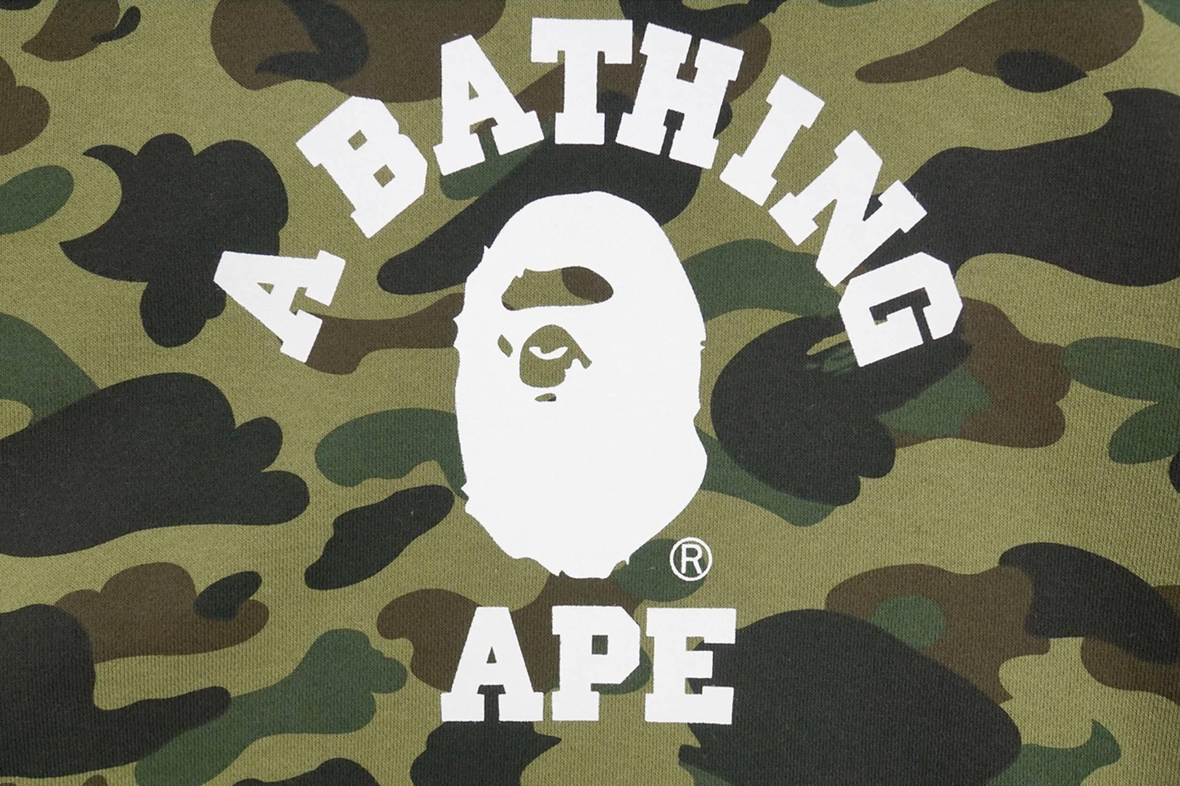 The History of BAPE