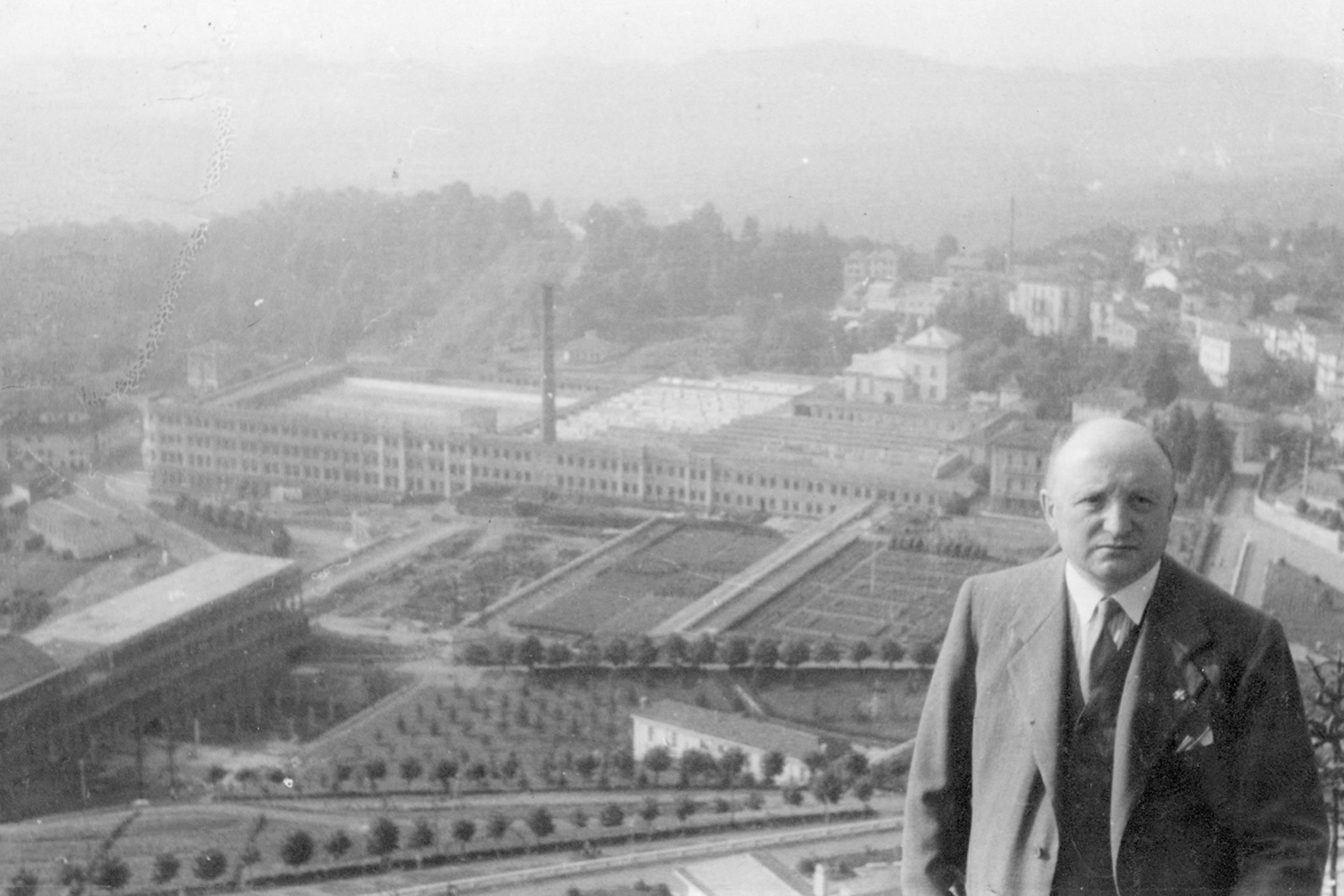 A Legacy of Thread: The Unrivaled Ermenegildo Zegna