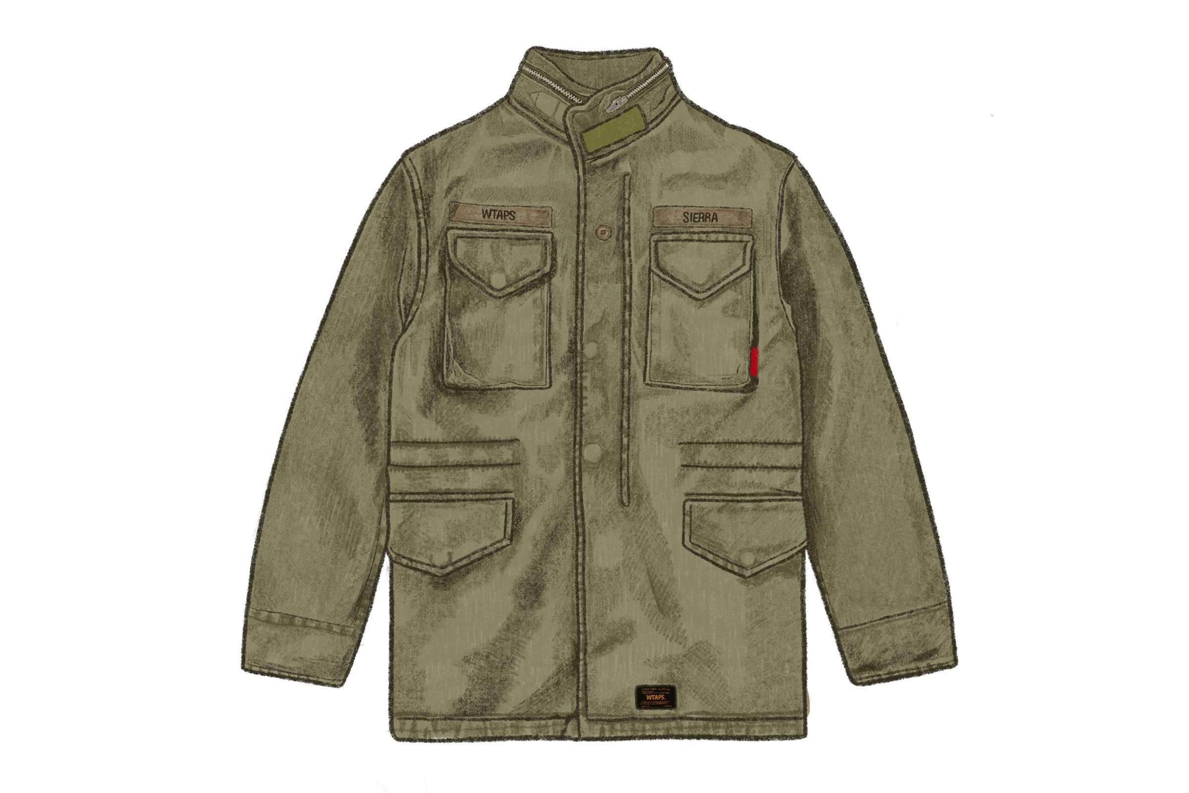M-65 Military Jacket