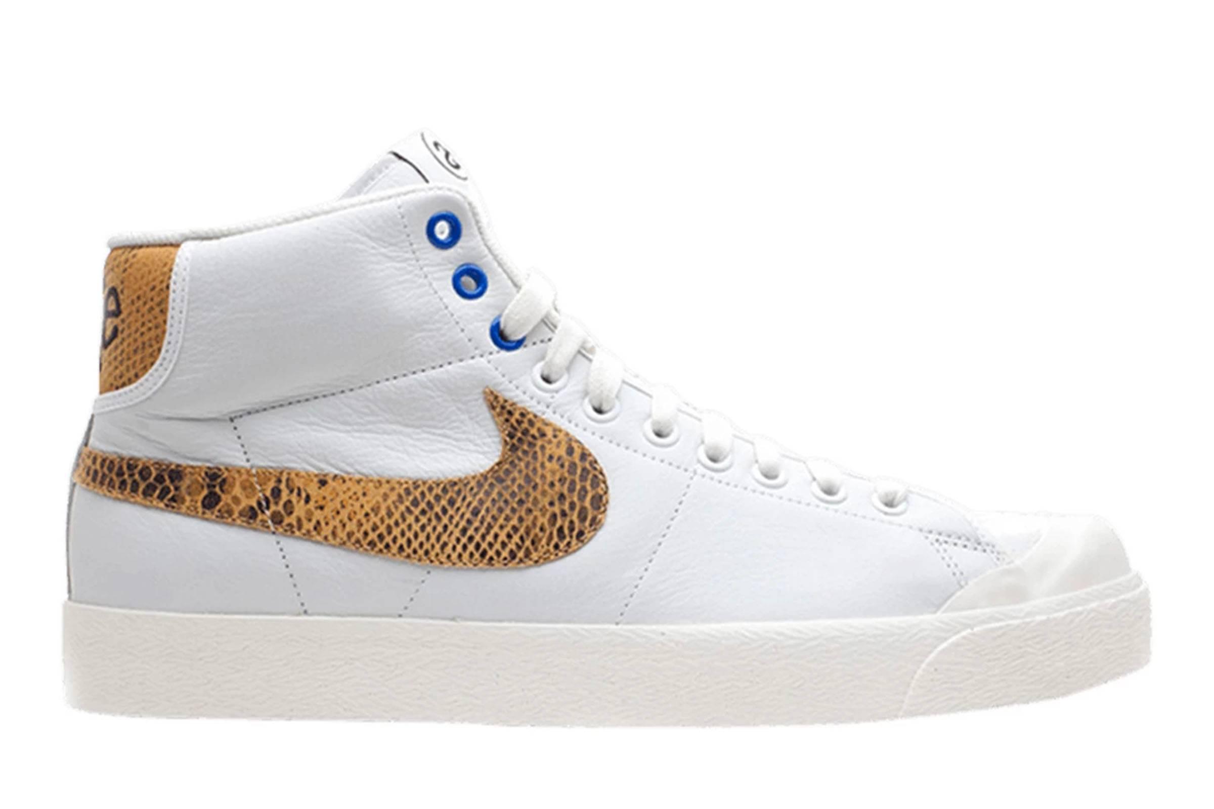 "Stussy x Nike All Court Mid ""XXX"" (2010)"
