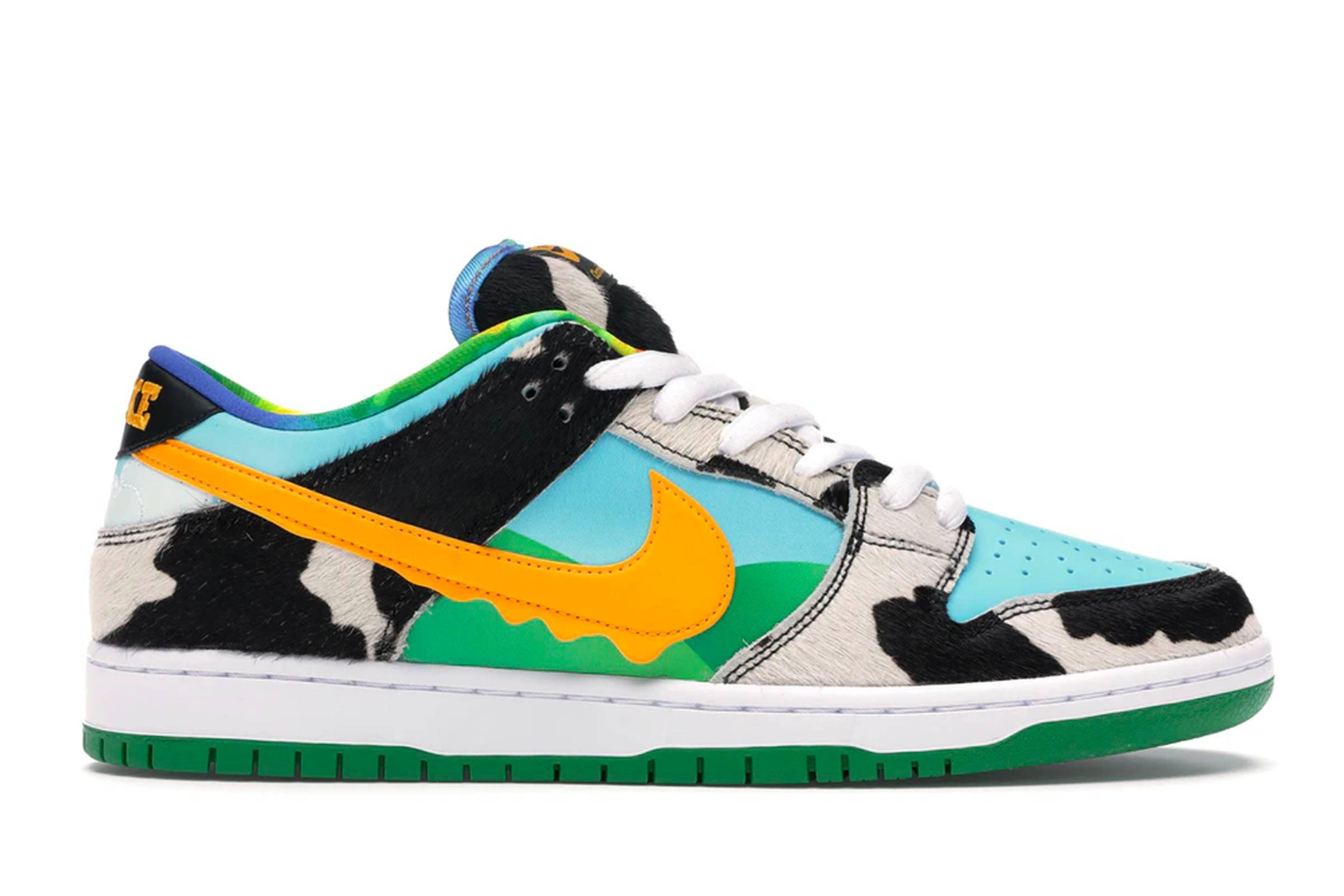 "Ben & Jerry's x Nike SB Dunk Low ""Chunky Dunky"""