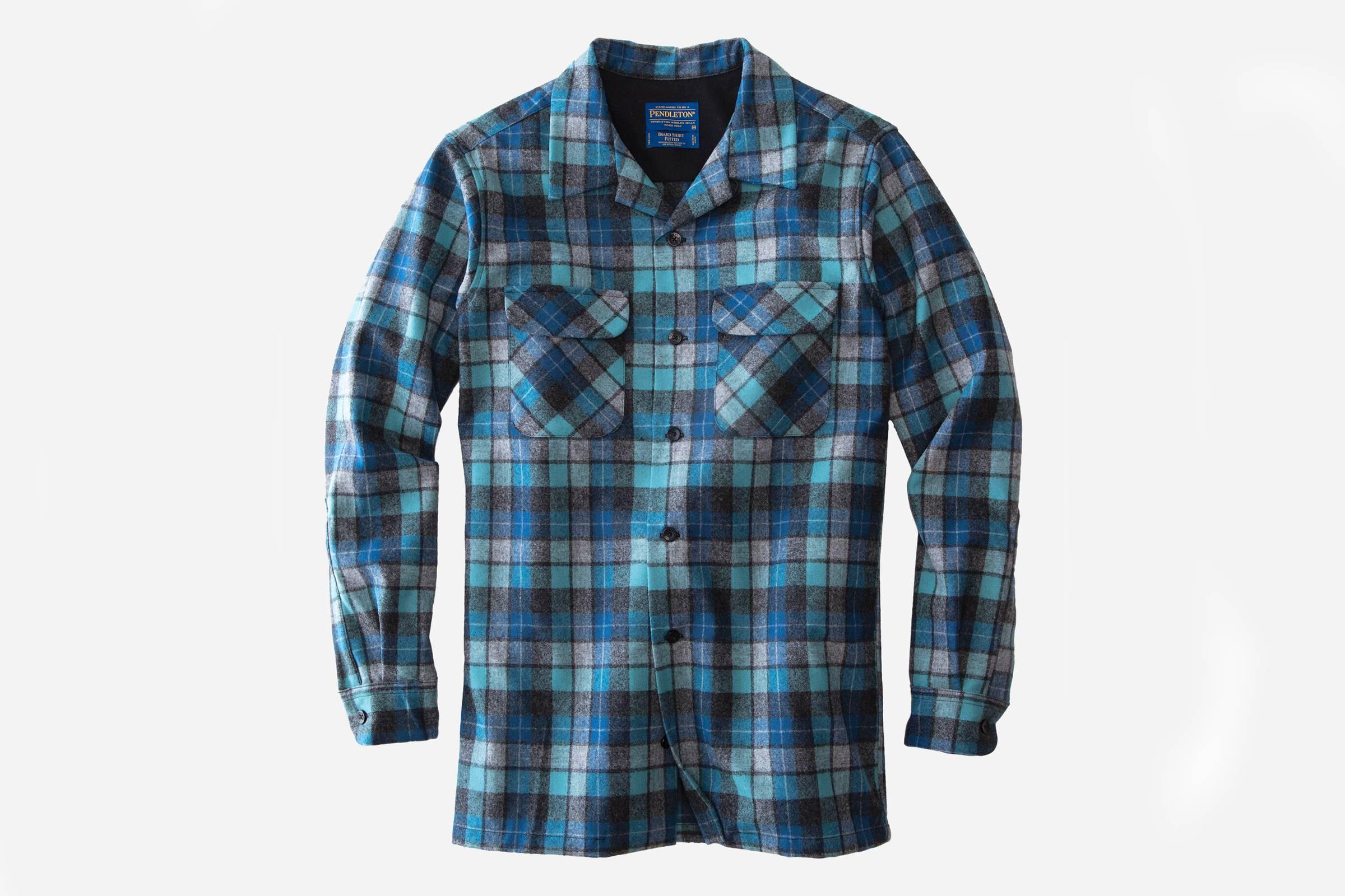 2. Pendleton Board Shirt