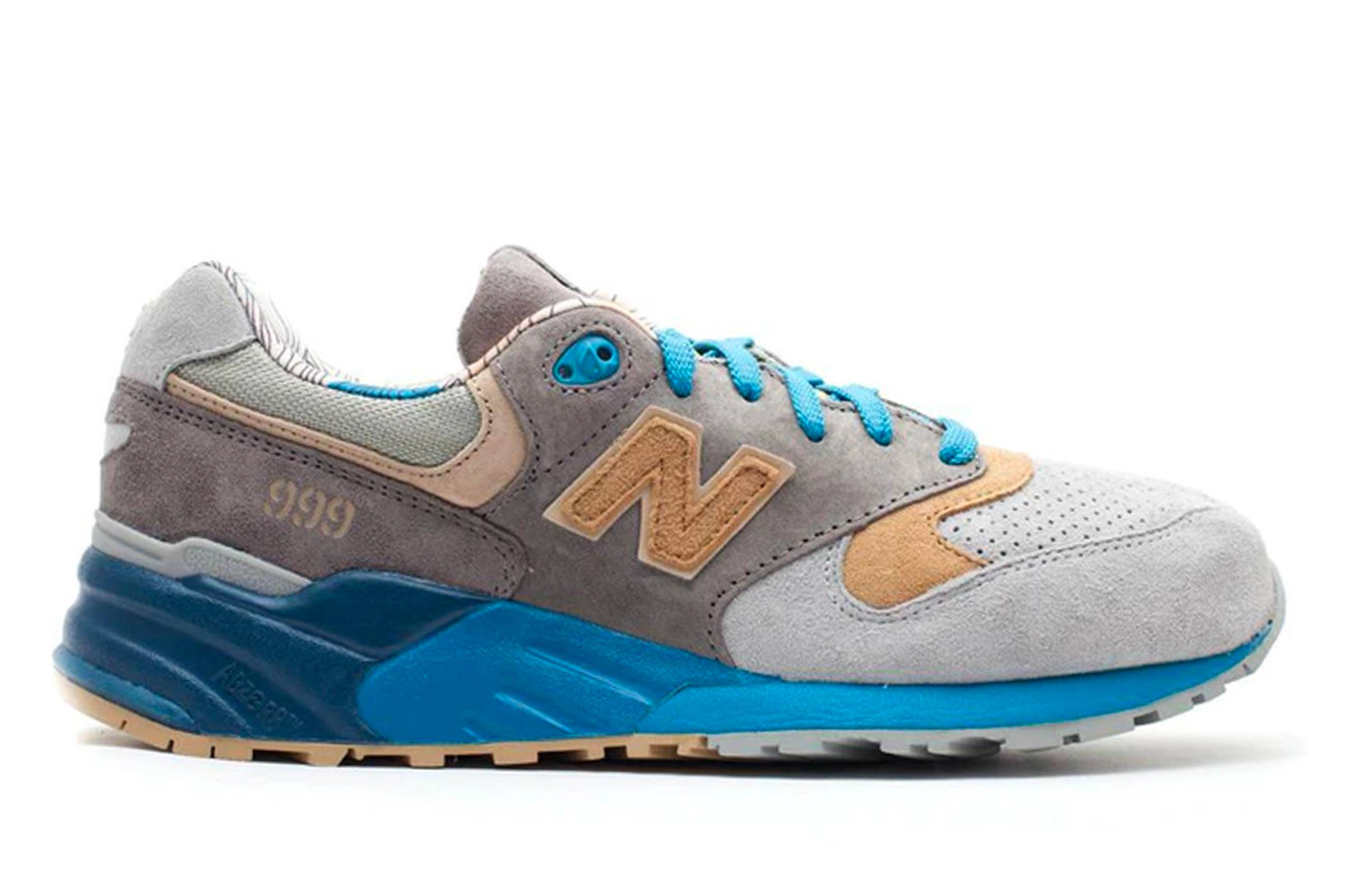 "Concepts x New Balance 999 ""Seal"""