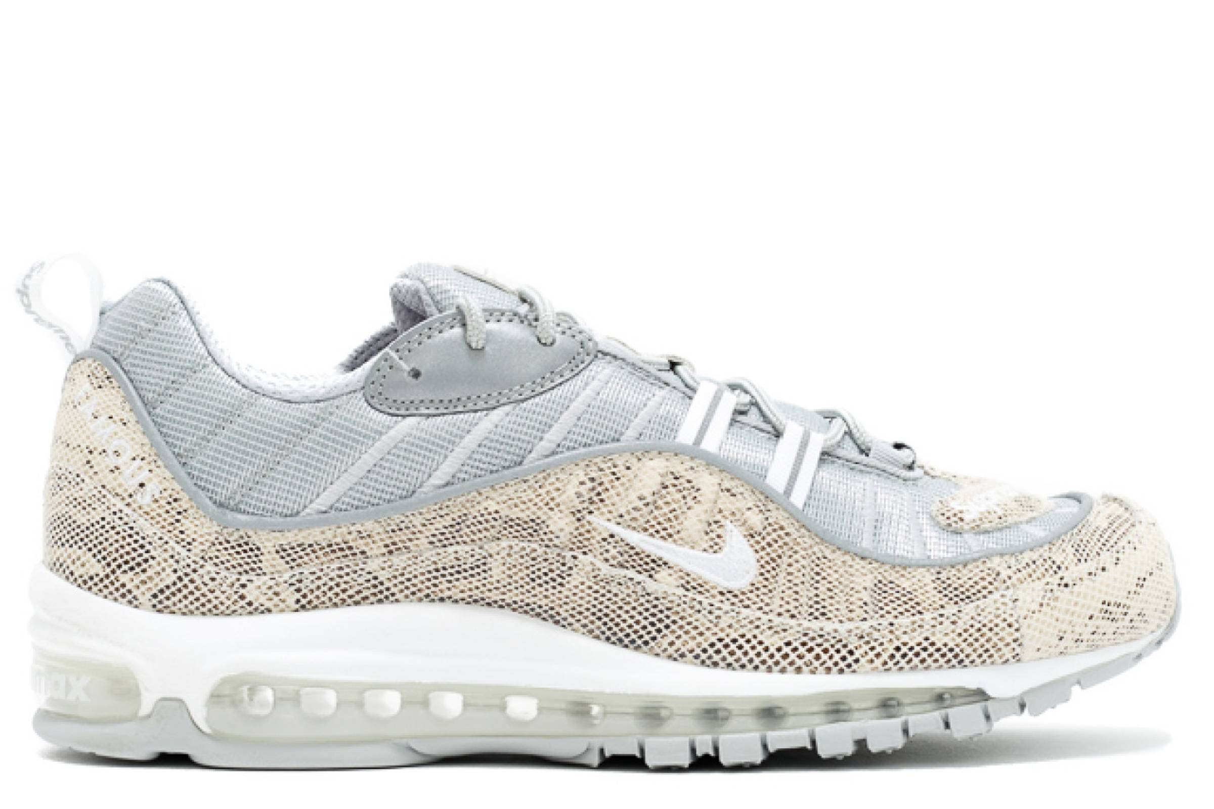 official photos 00d73 27938 Air Max 98 Supreme Snakeskin