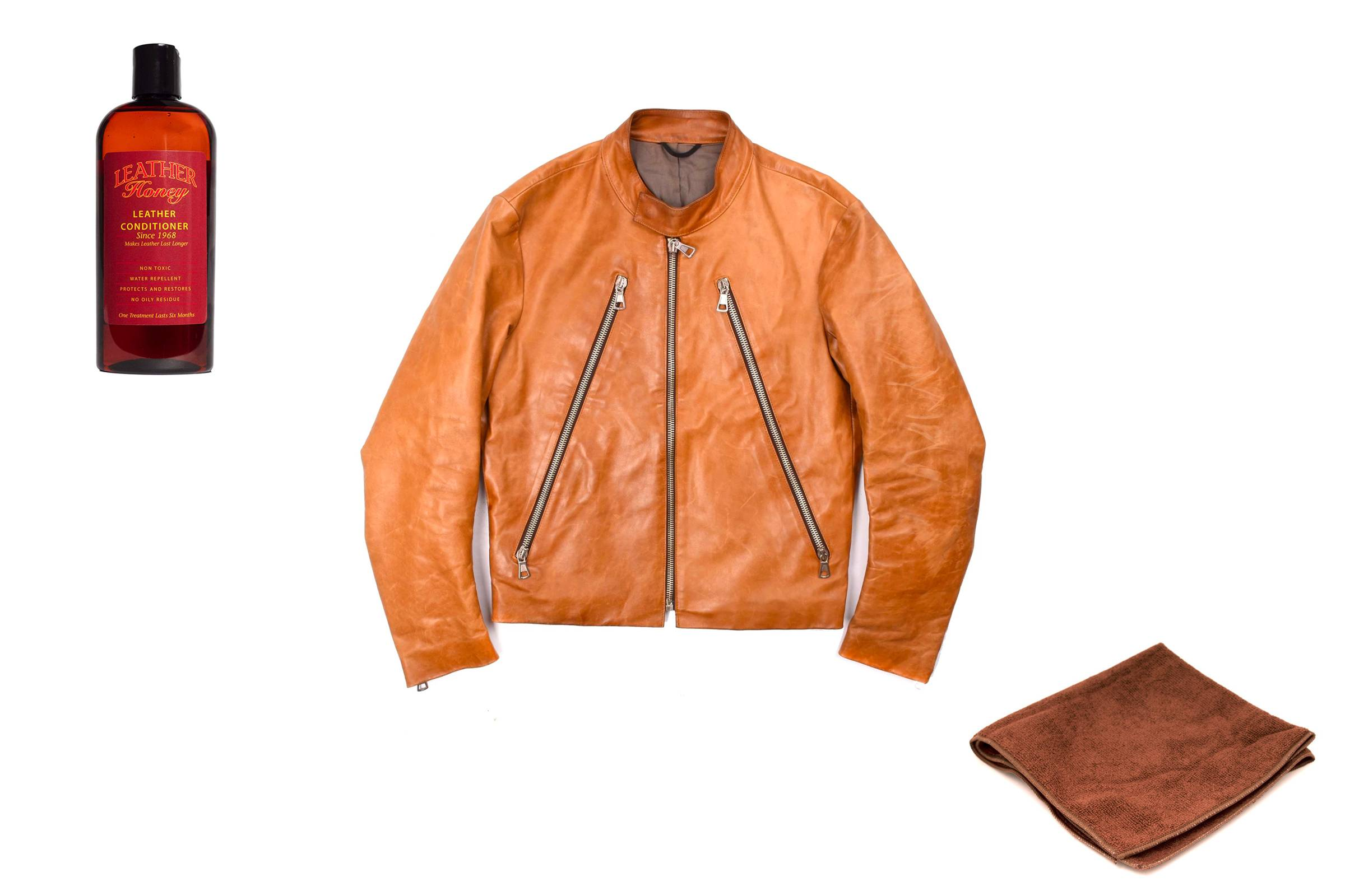 Conditioning Your Leather Jacket