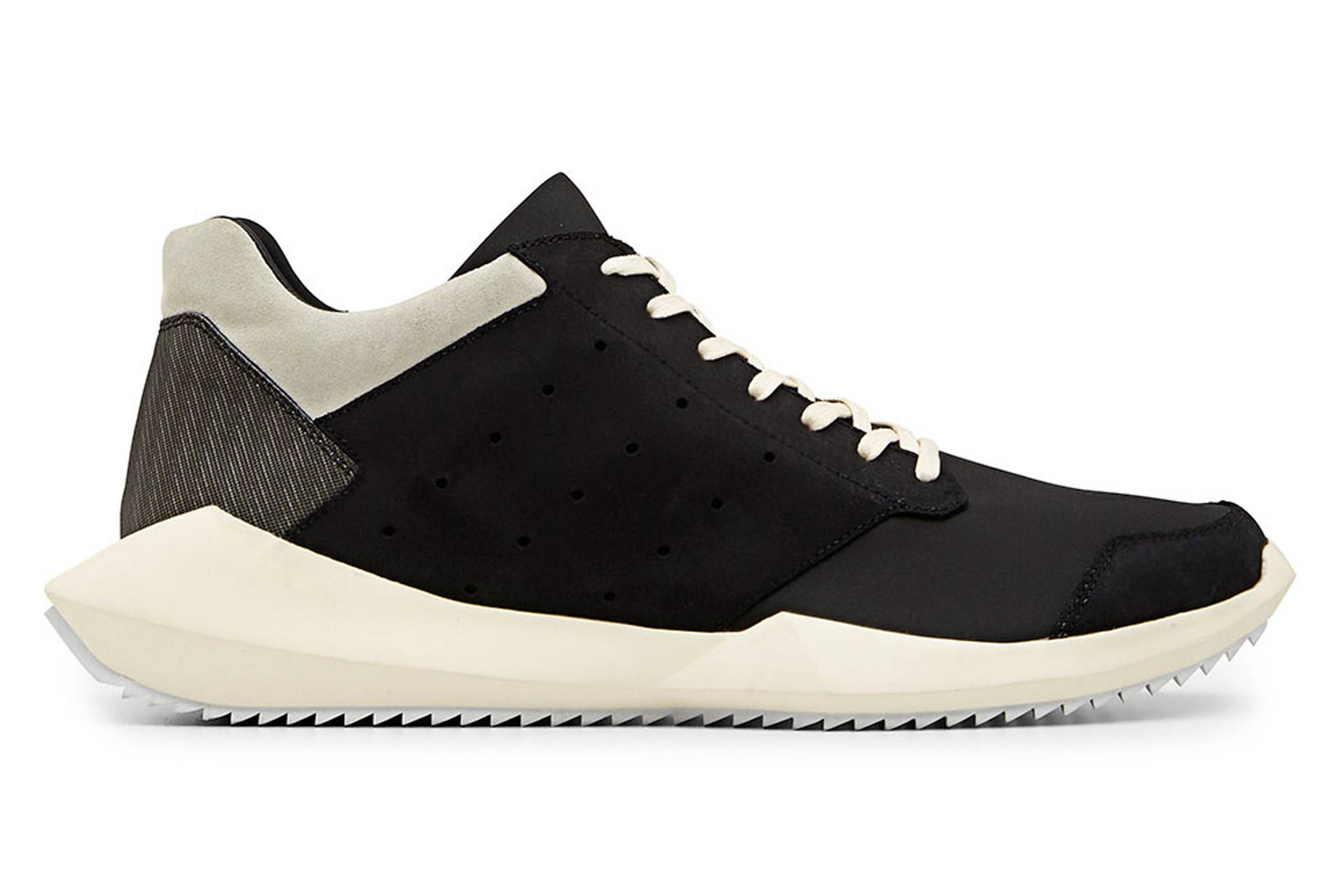 "promo code 2f6fa 34493 The second round of the Rick Owens x adidas partnership—tying into the F W  2014 ""MOODY"" collection—featured the Tech Runner. While it shares a similar  ..."