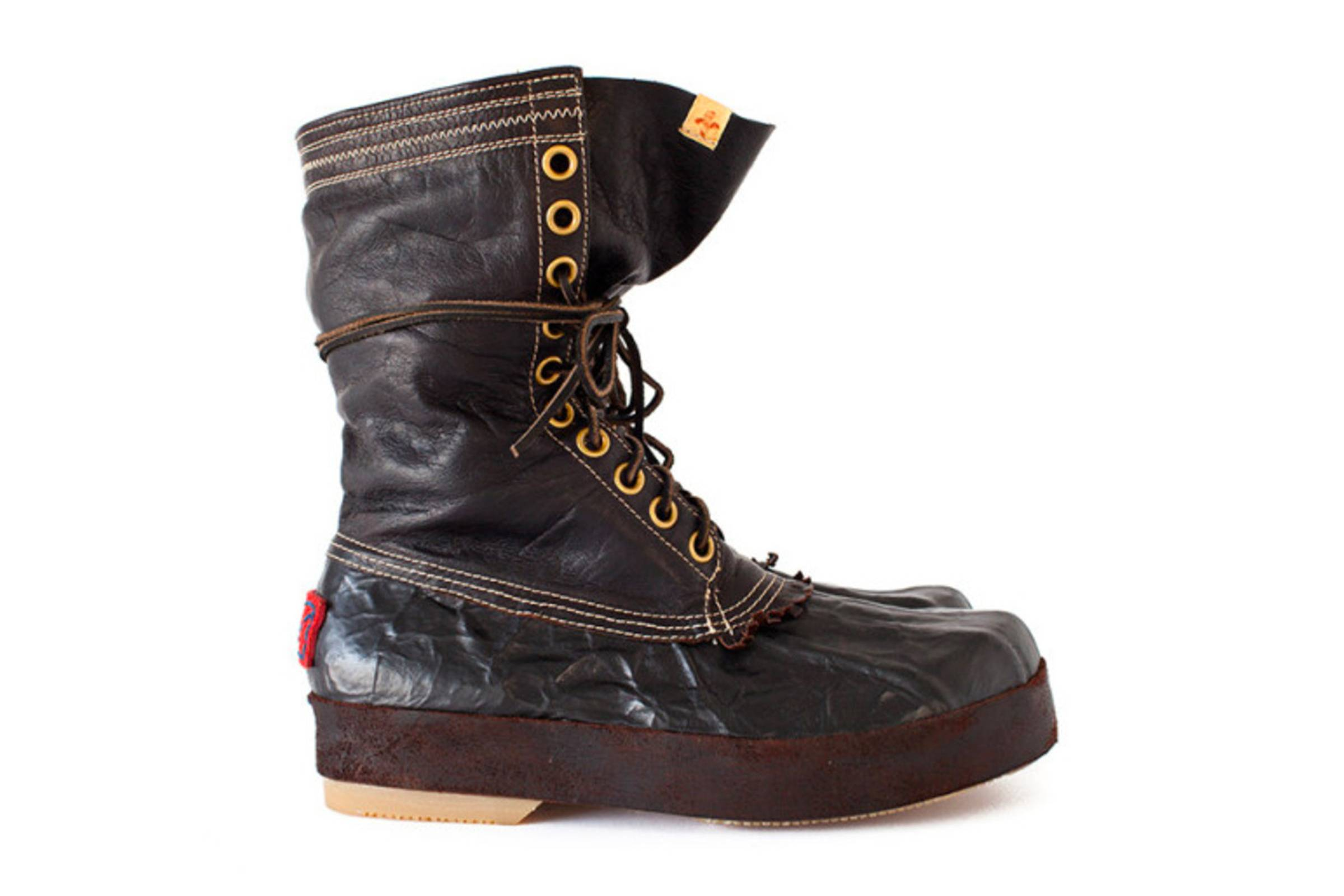 Visvim Decoy Duck Boots