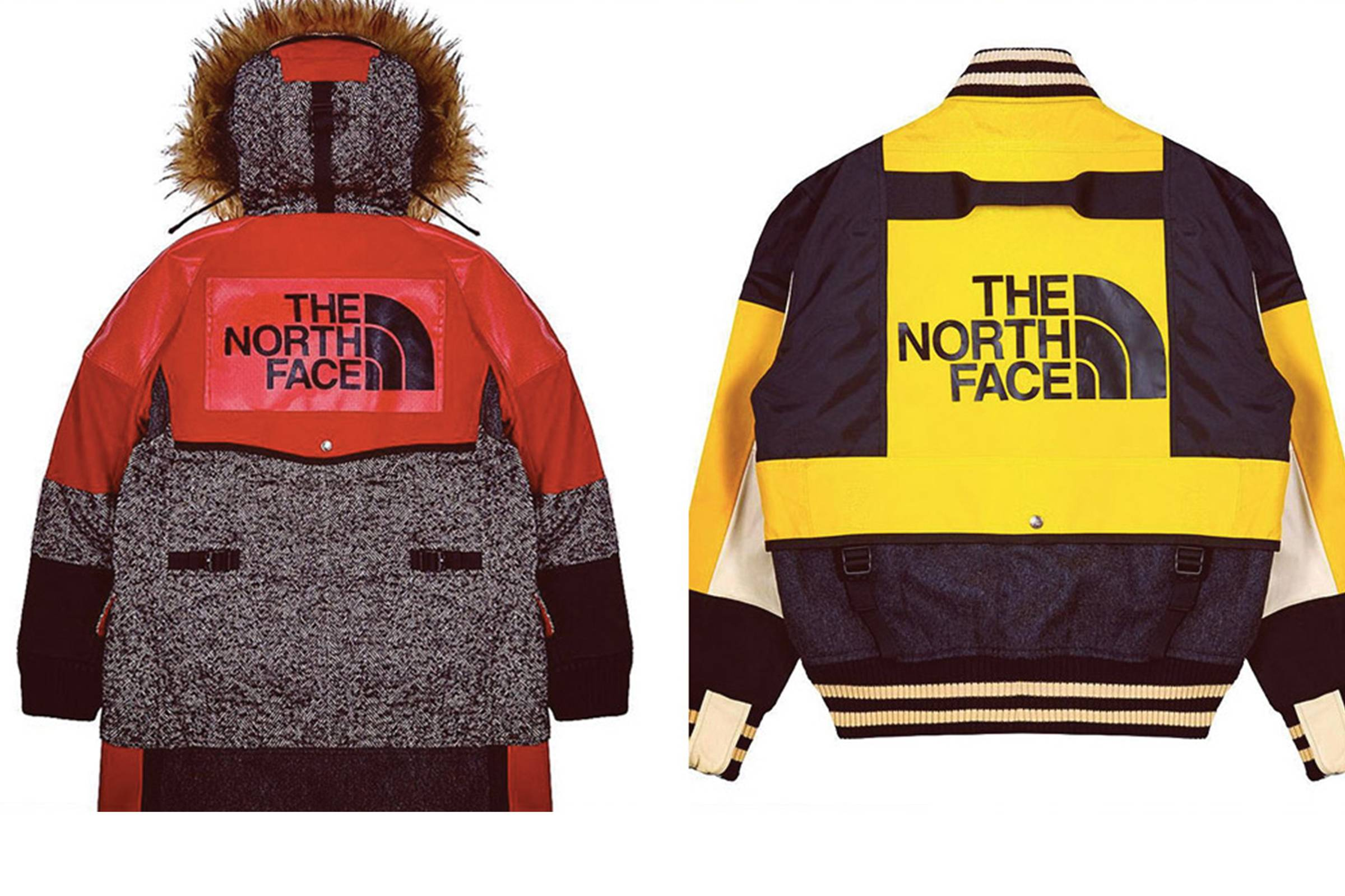 Junya Watanabe x The North Face (2017)