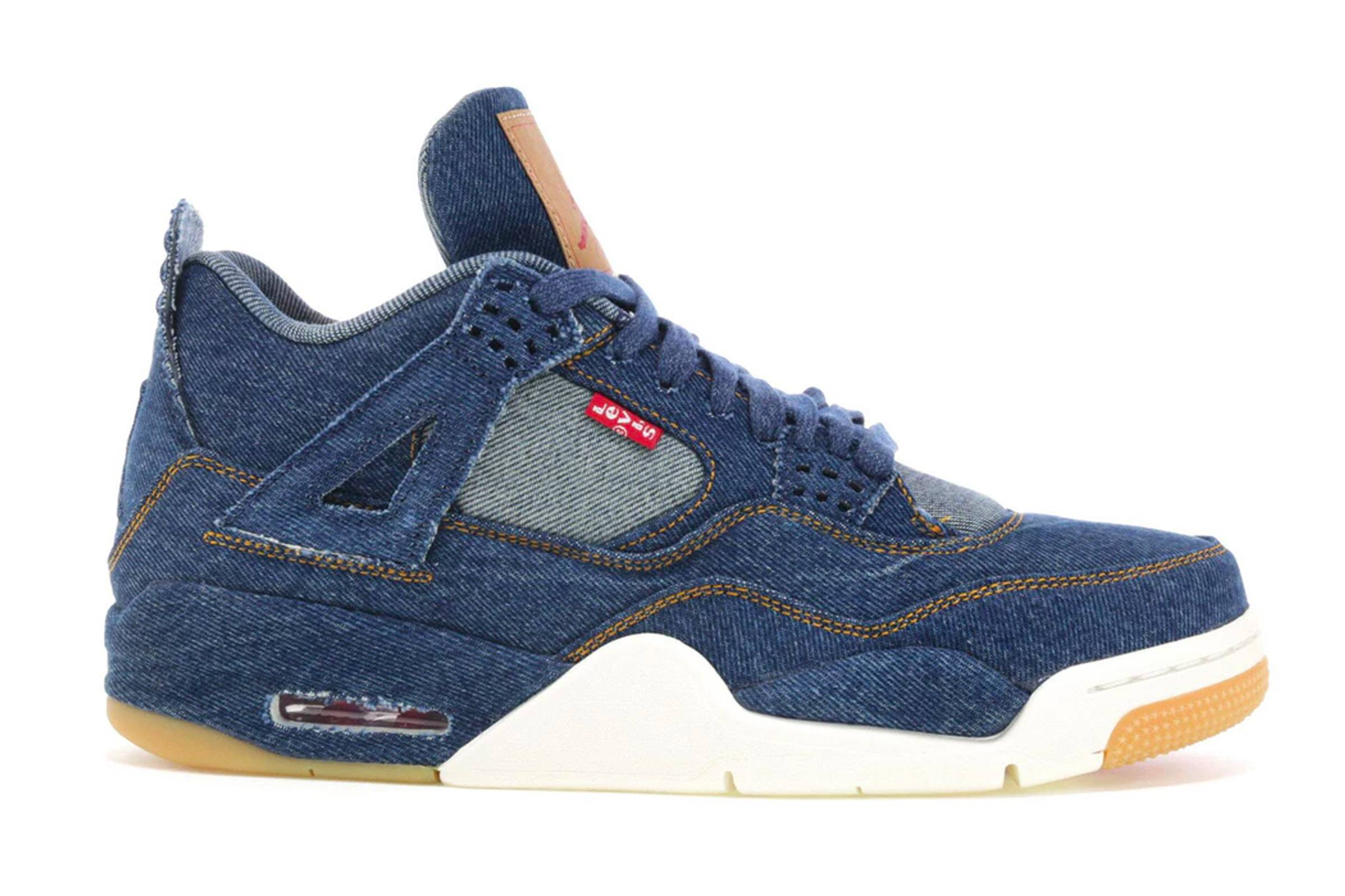 "Air Jordan IV ""Levi's Denim"" (2018)"