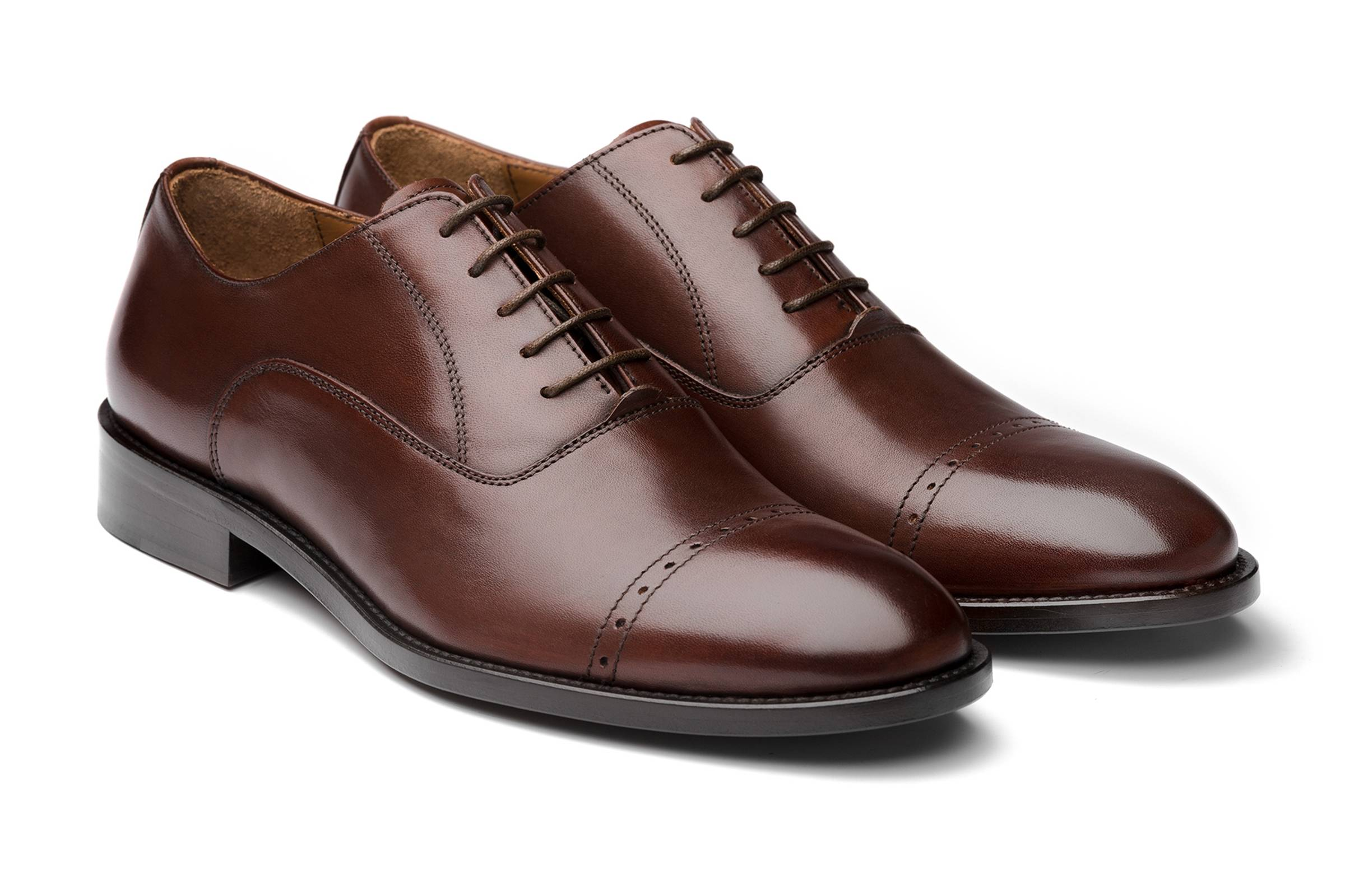 Quarter Brogues