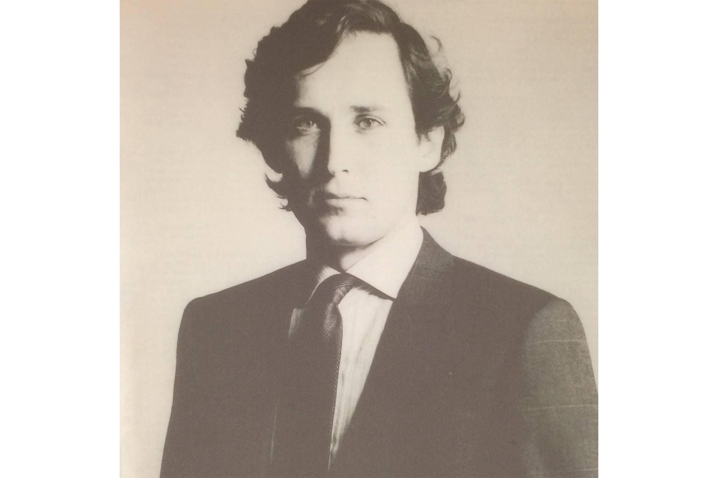Founder Ermenegildo Zegna (c. 1920)