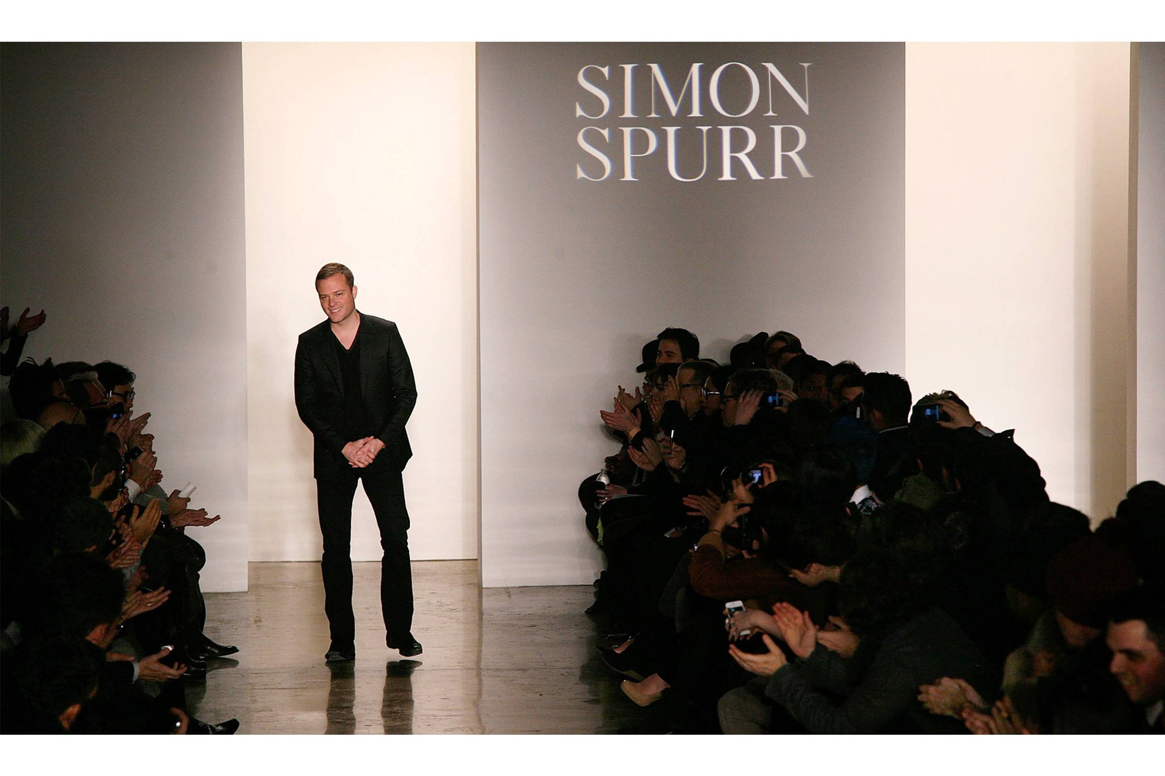 SPURR and Simon Spurr