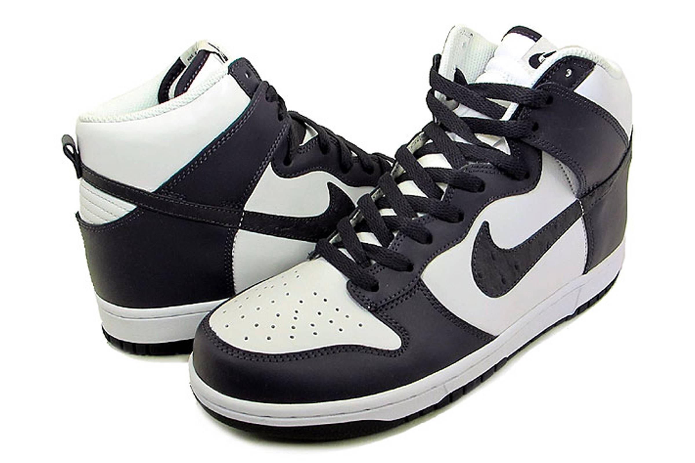 """Nike Dunk High """"Ostrich Swoosh Pack"""""""