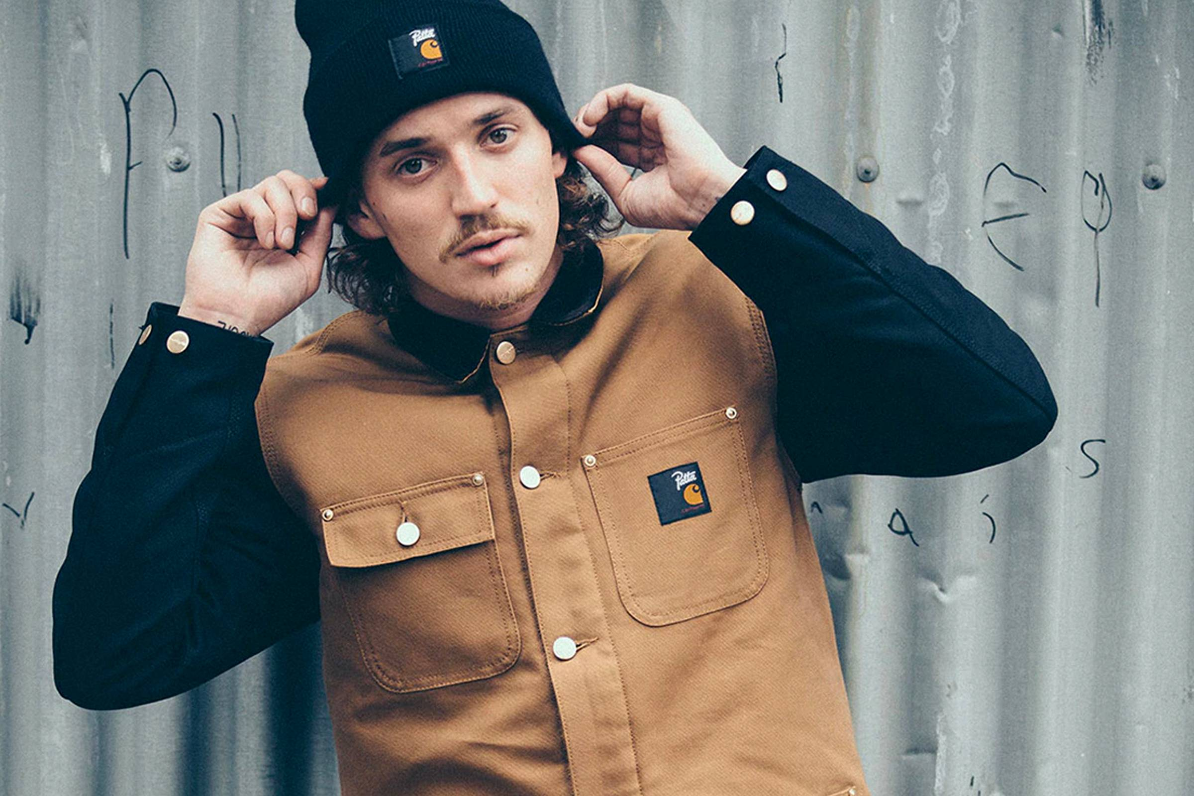Carhartt W.I.P. x Patta Fall/Winter 2014 (and Fall/Winter 2016)