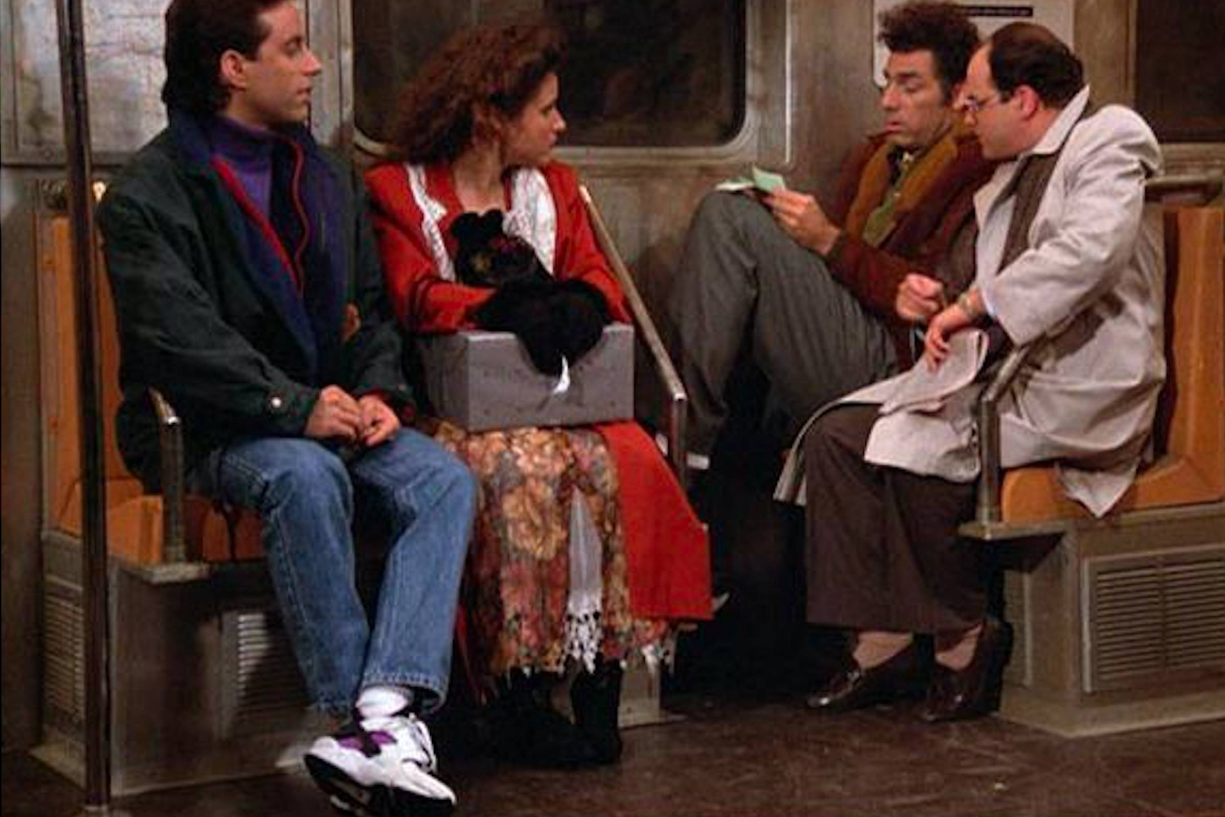 955bb0a9362 At this point, Jerry Seinfeld's sneaker history is well documented. While  not a sneakerhead by today's standards, no one liked Huaraches or Air Tech  ...