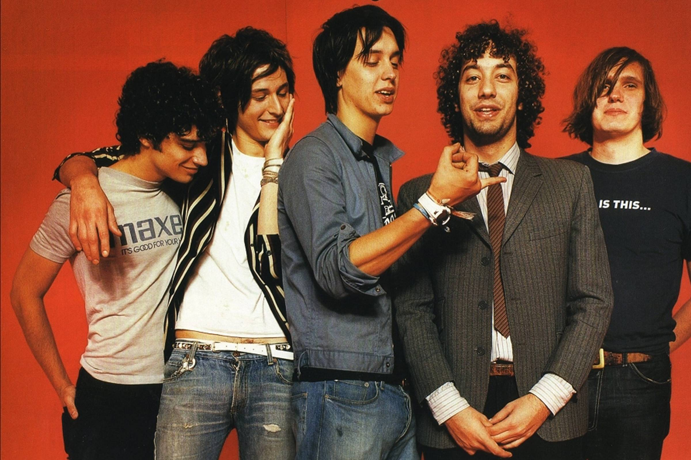 The Strokes and New York's Post-Punk Revival