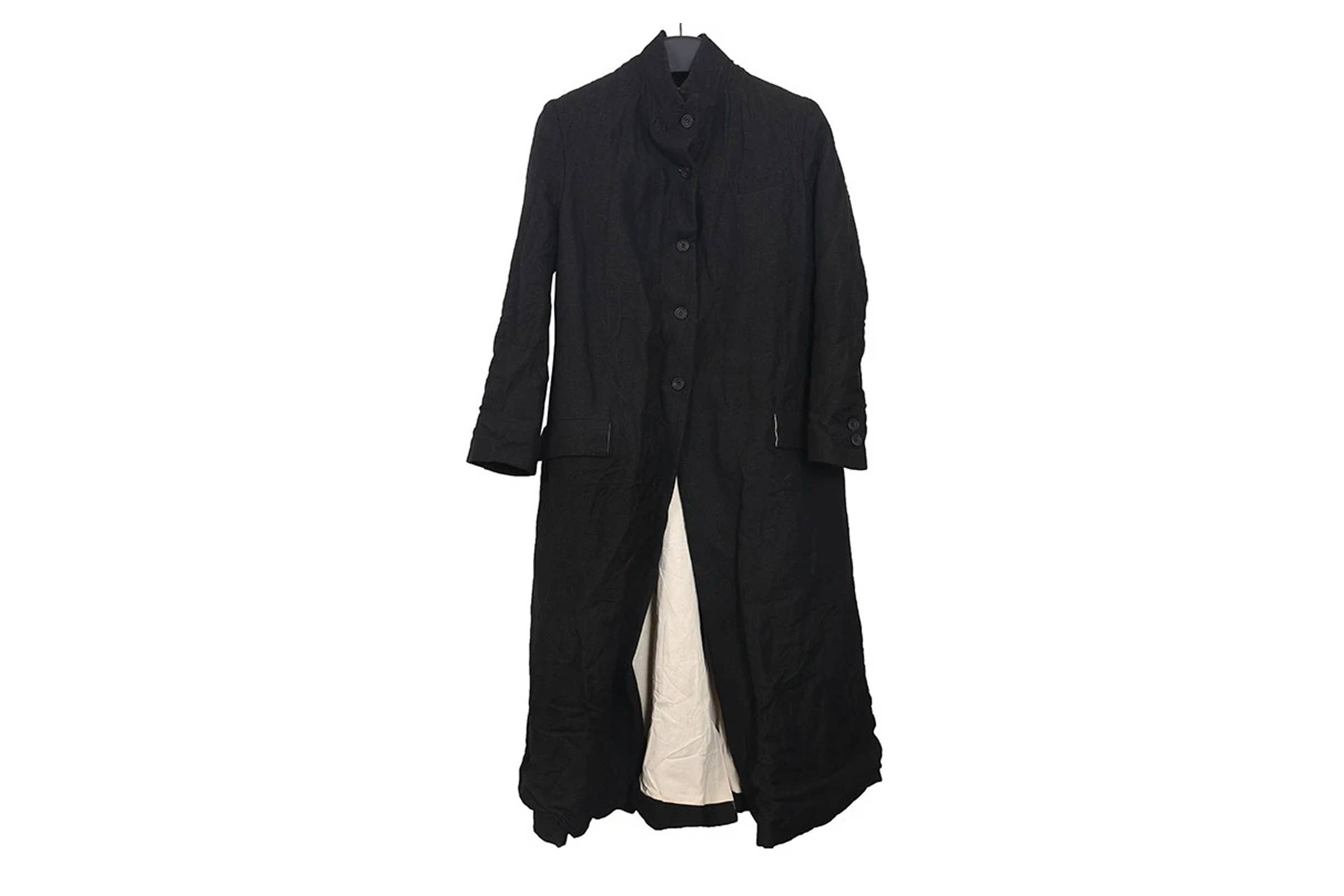 Paul Hardnen Shoemakers Long Coat