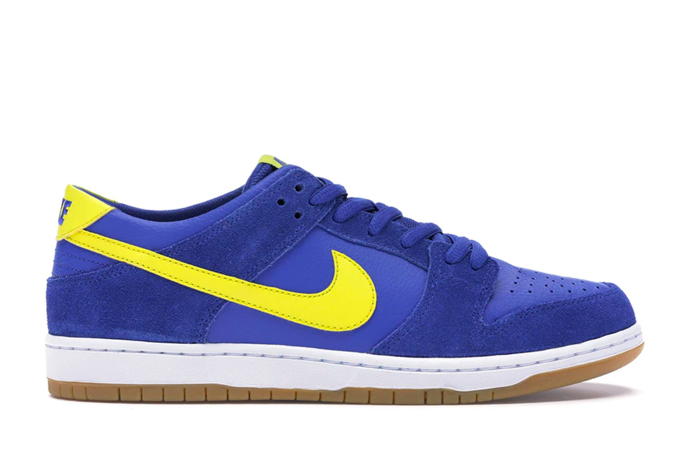 "Nike SB Zoom Dunk Low ""Boca Juniors"""