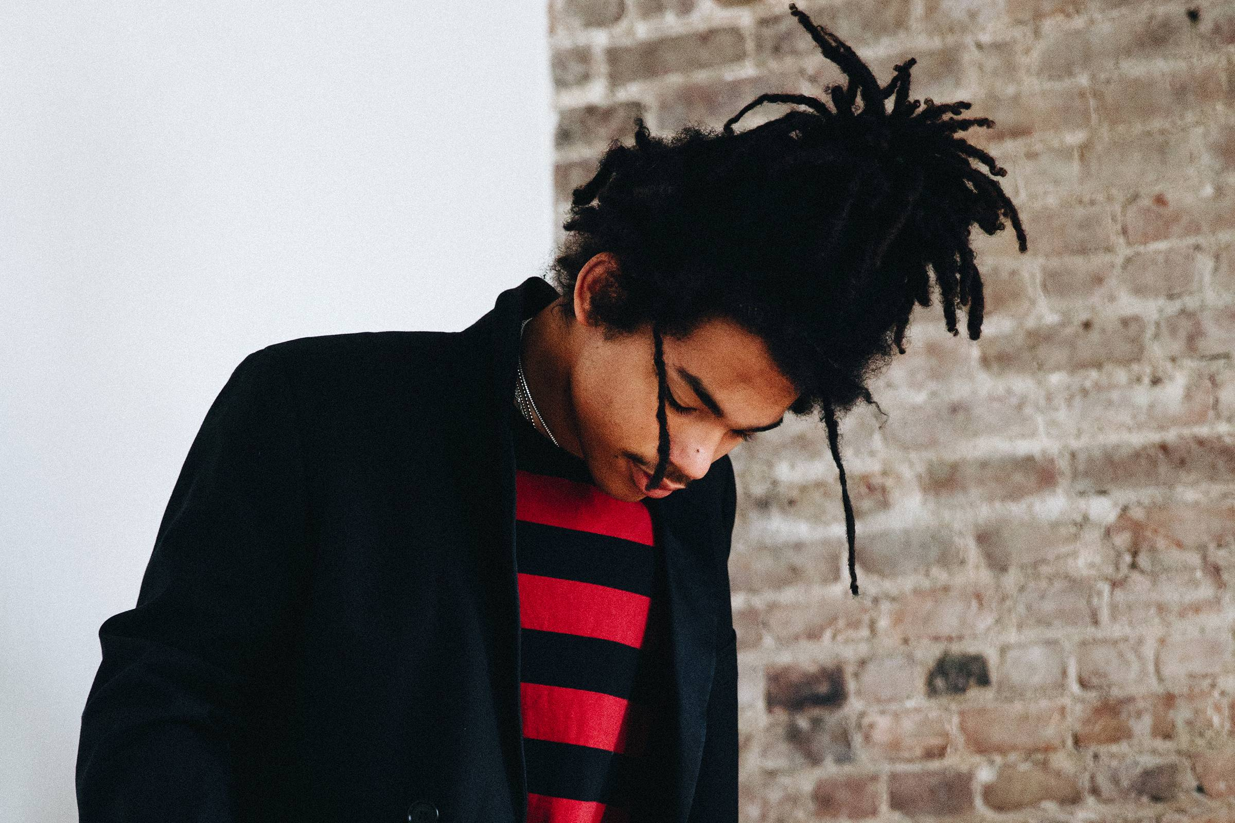 Creating His Own World: Luka Sabbat for Grailed