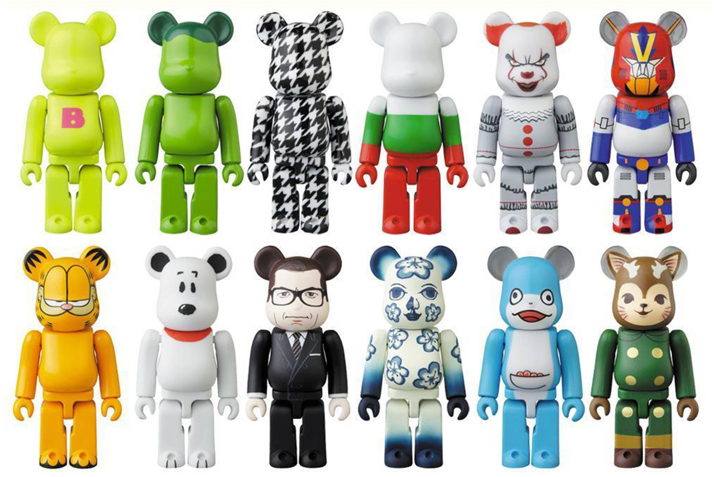 BE@RBRICK Series 36, released earlier this year