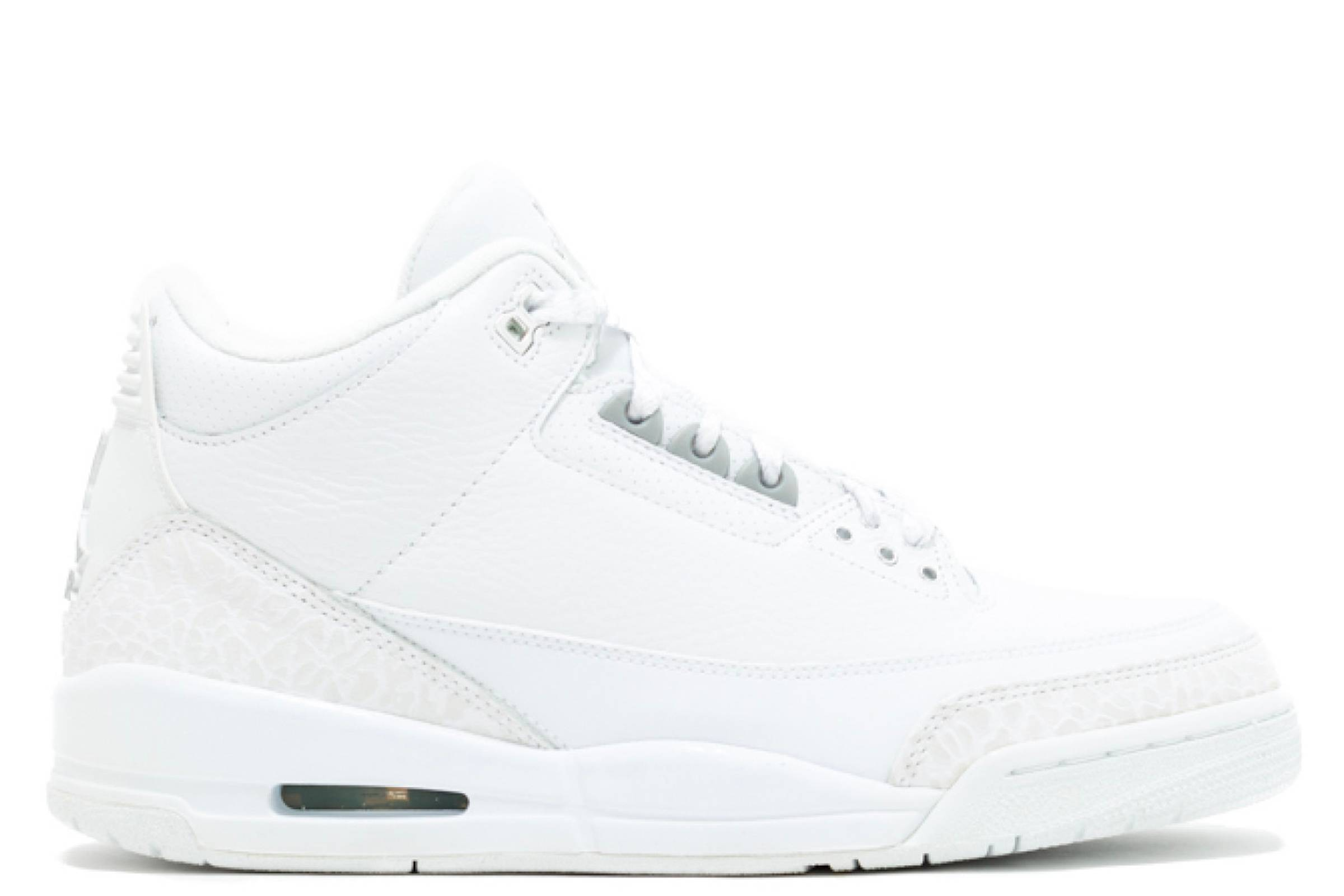 "Air Jordan III ""Pure Money"""