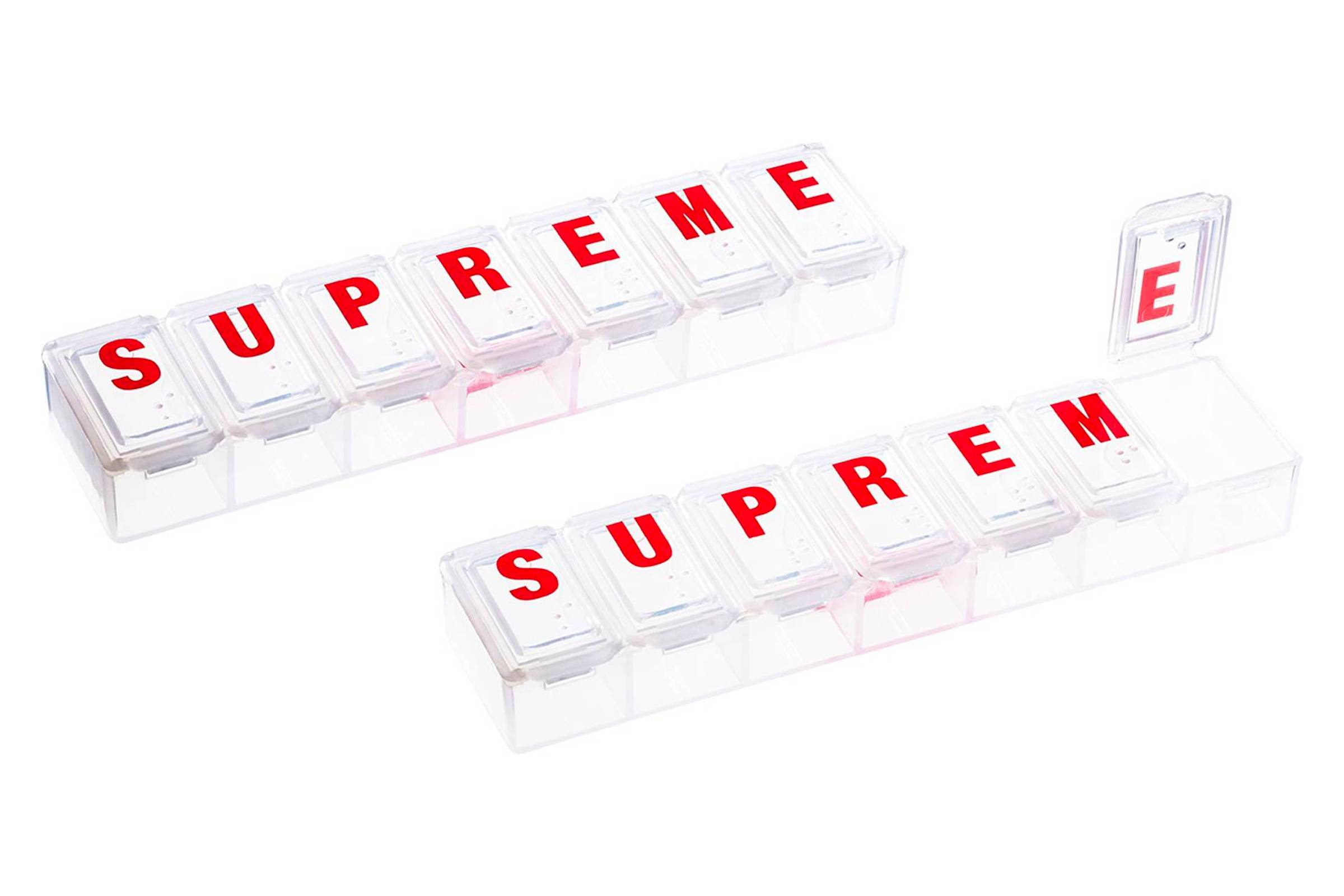 Supreme Pill Case (Spring/Summer 2015)