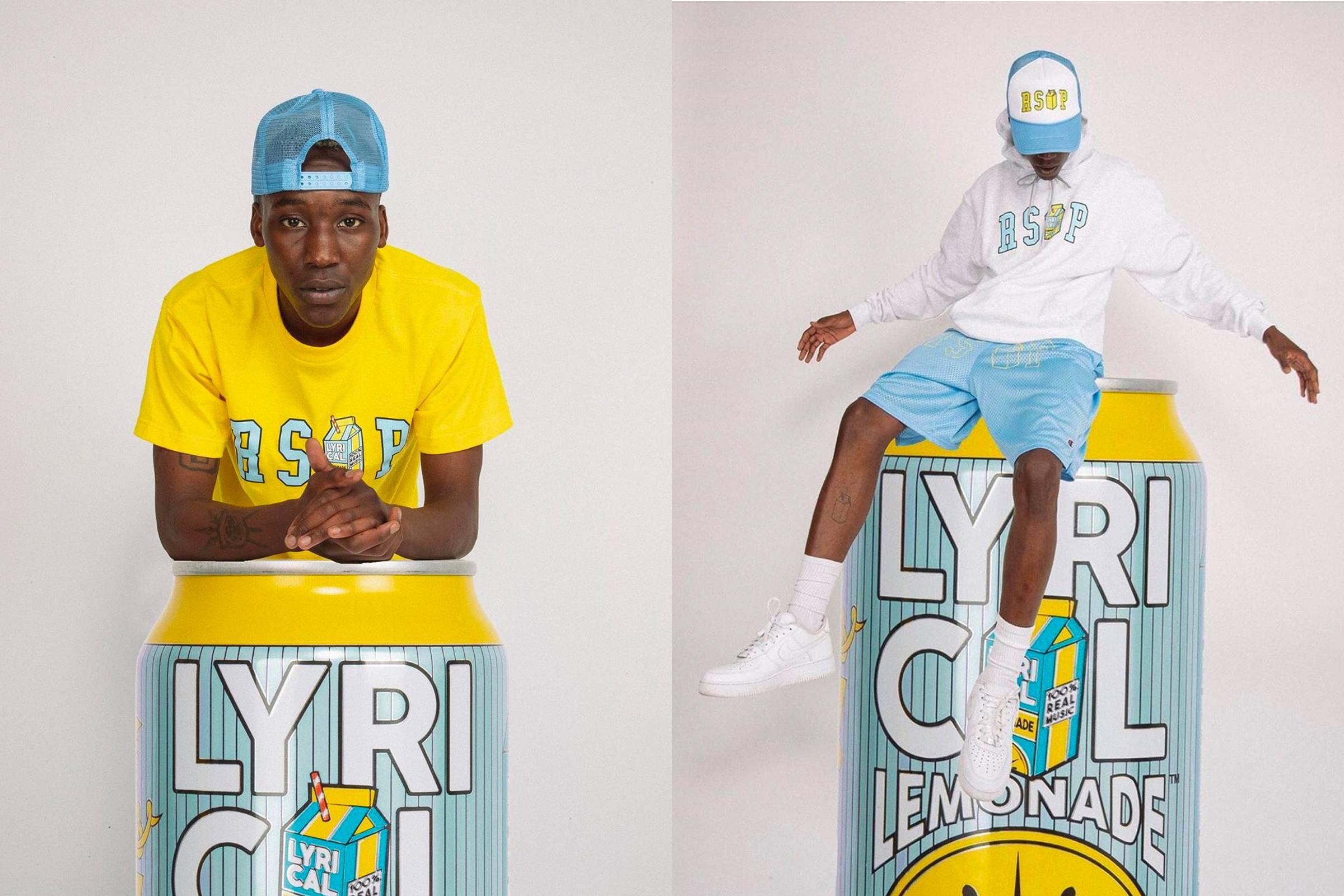 Lyrical Lemonade x RSVP Gallery