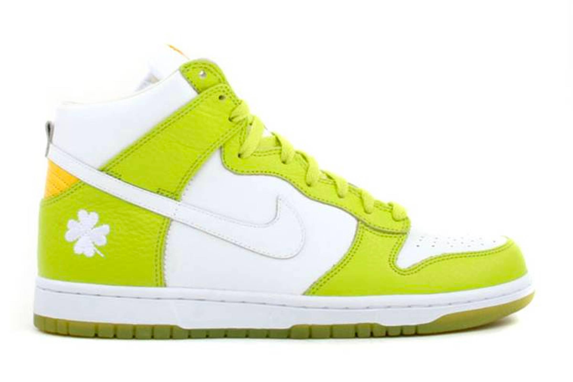 "Nike Dunk High ""St. Patty's"""