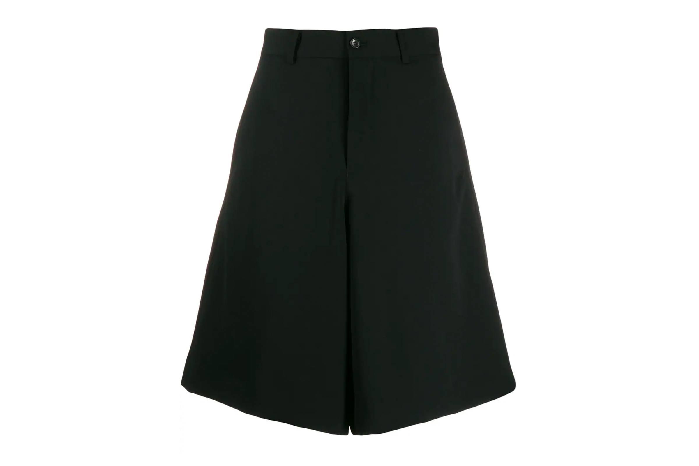 Comme des Garçons Homme Plus Wool Shorts