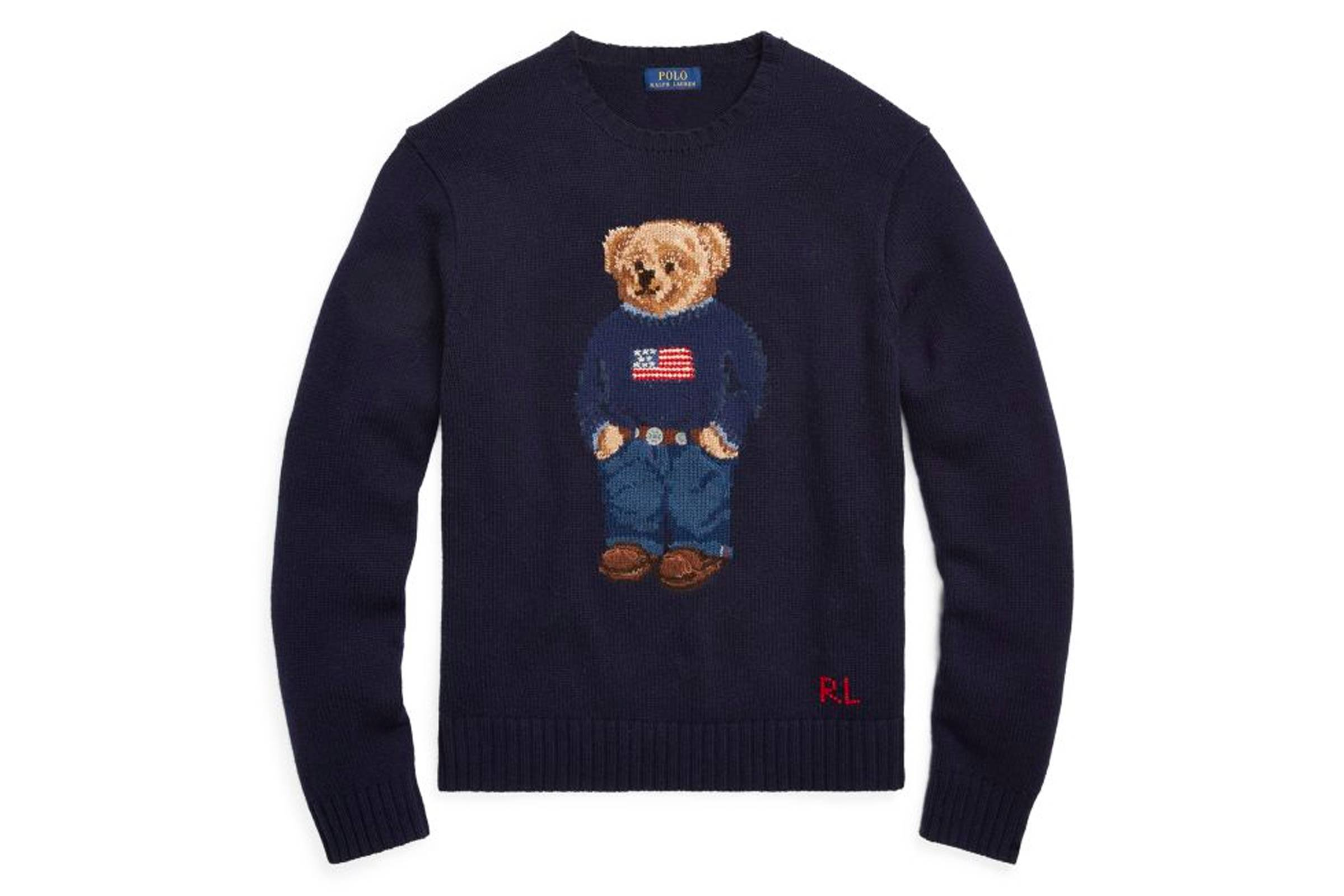 An Abridged History of The Polo Bear - Ralph Lauren Polo Bear ... f8406202419d