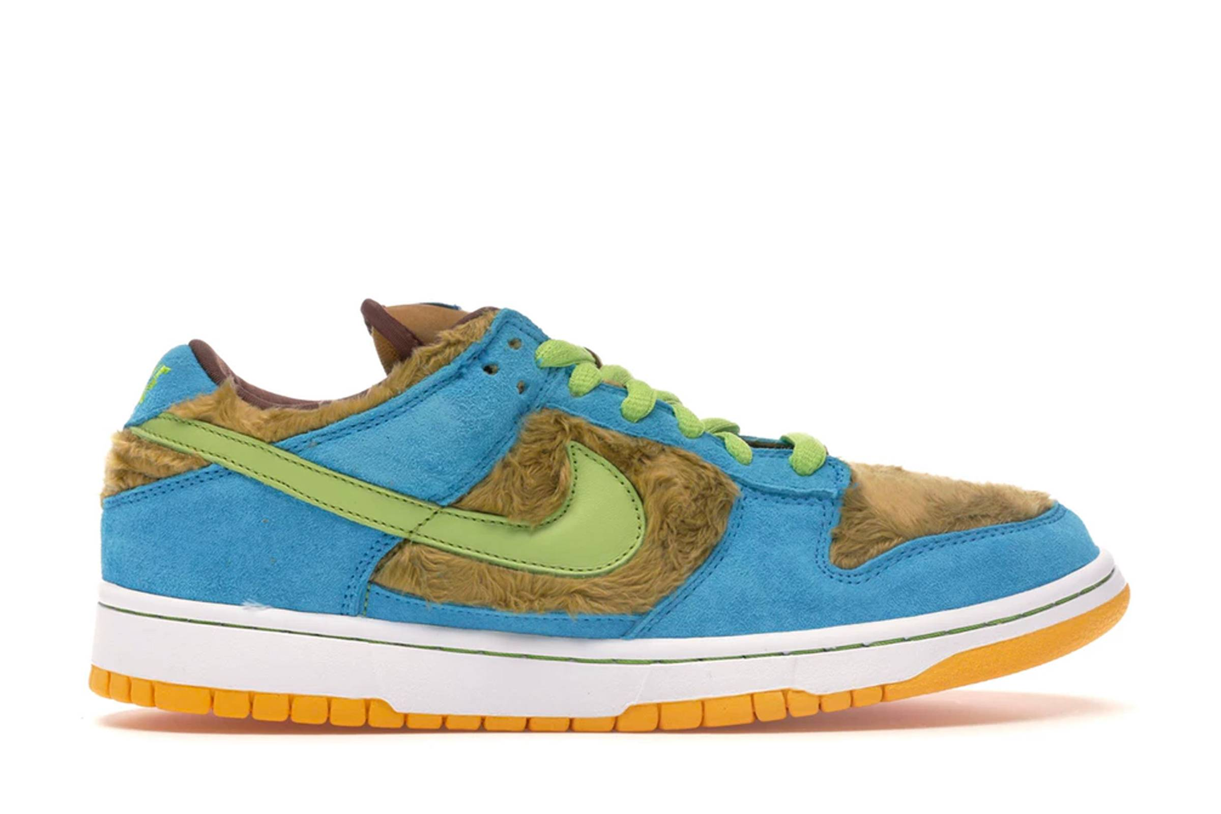 "MediCom Toy x Nike SB Dunk Low ""Baby Bear"""