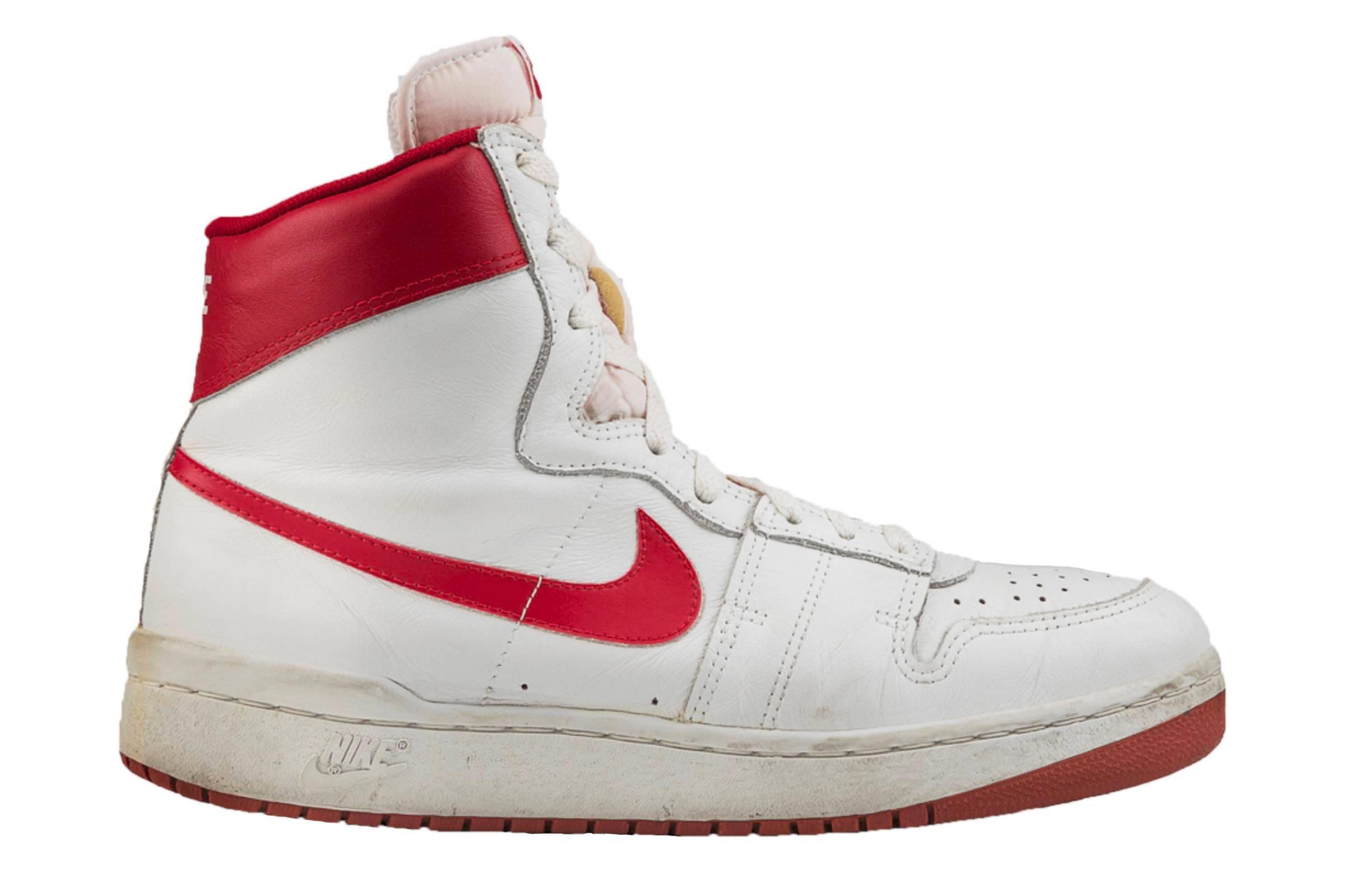 "Nike Air Ship ""White/Orange"""
