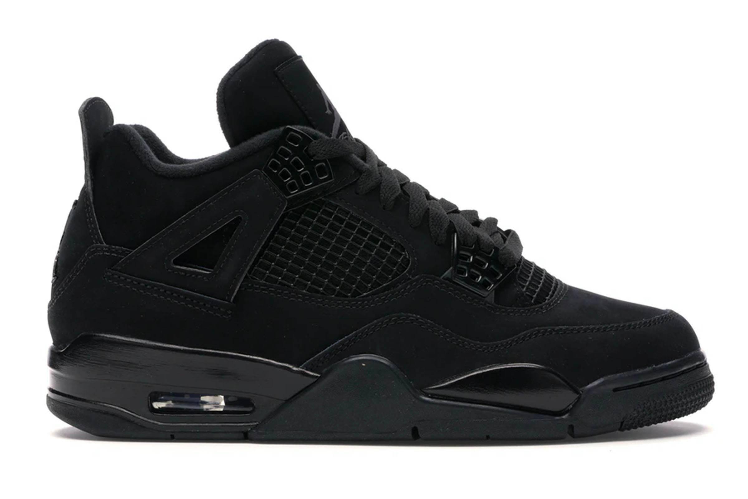 "Jordan IV ""Black Cat"""