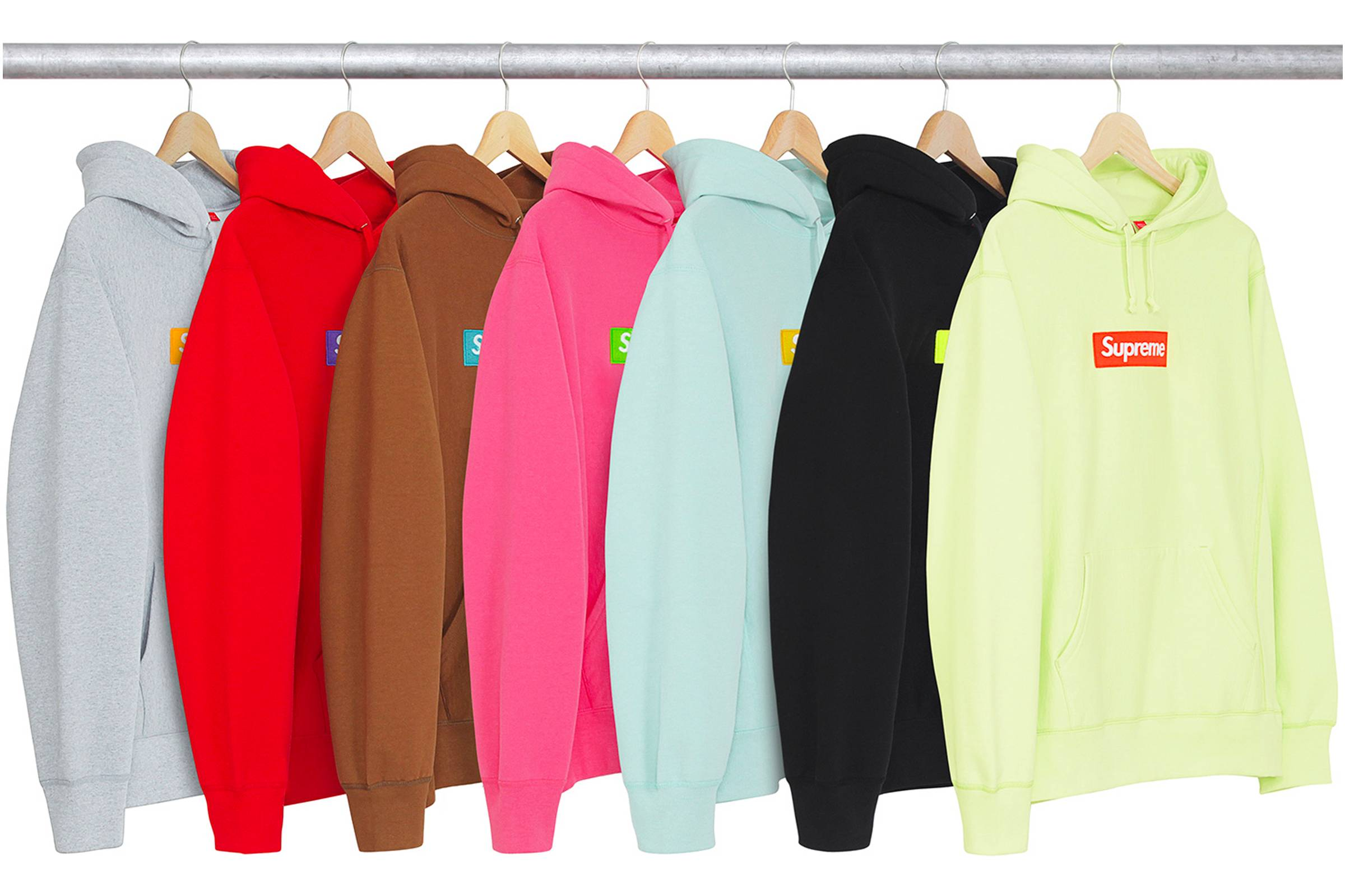 Fall/Winter 2017's Box Logo