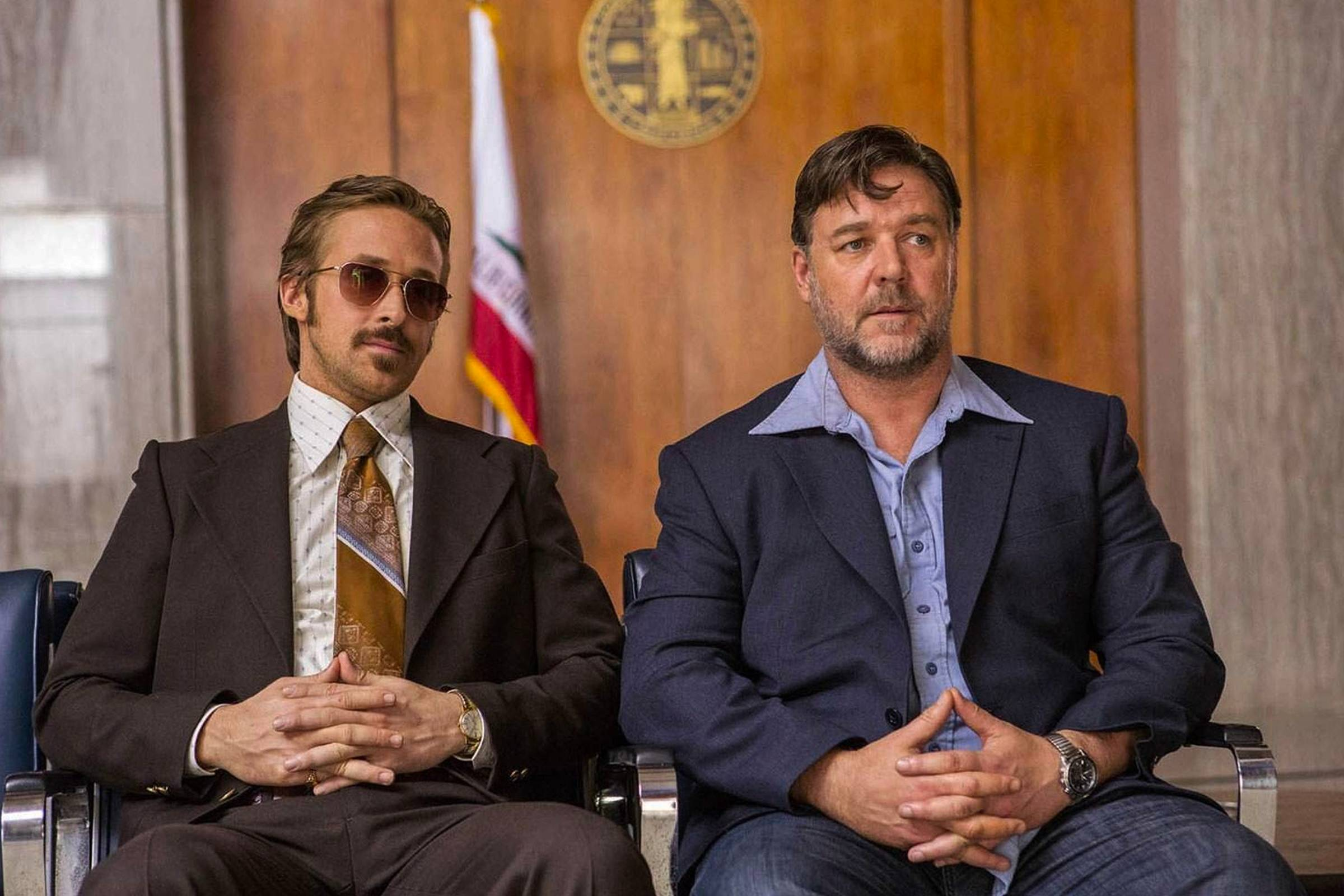 """Holland March (""""The Nice Guys"""", 2016)"""