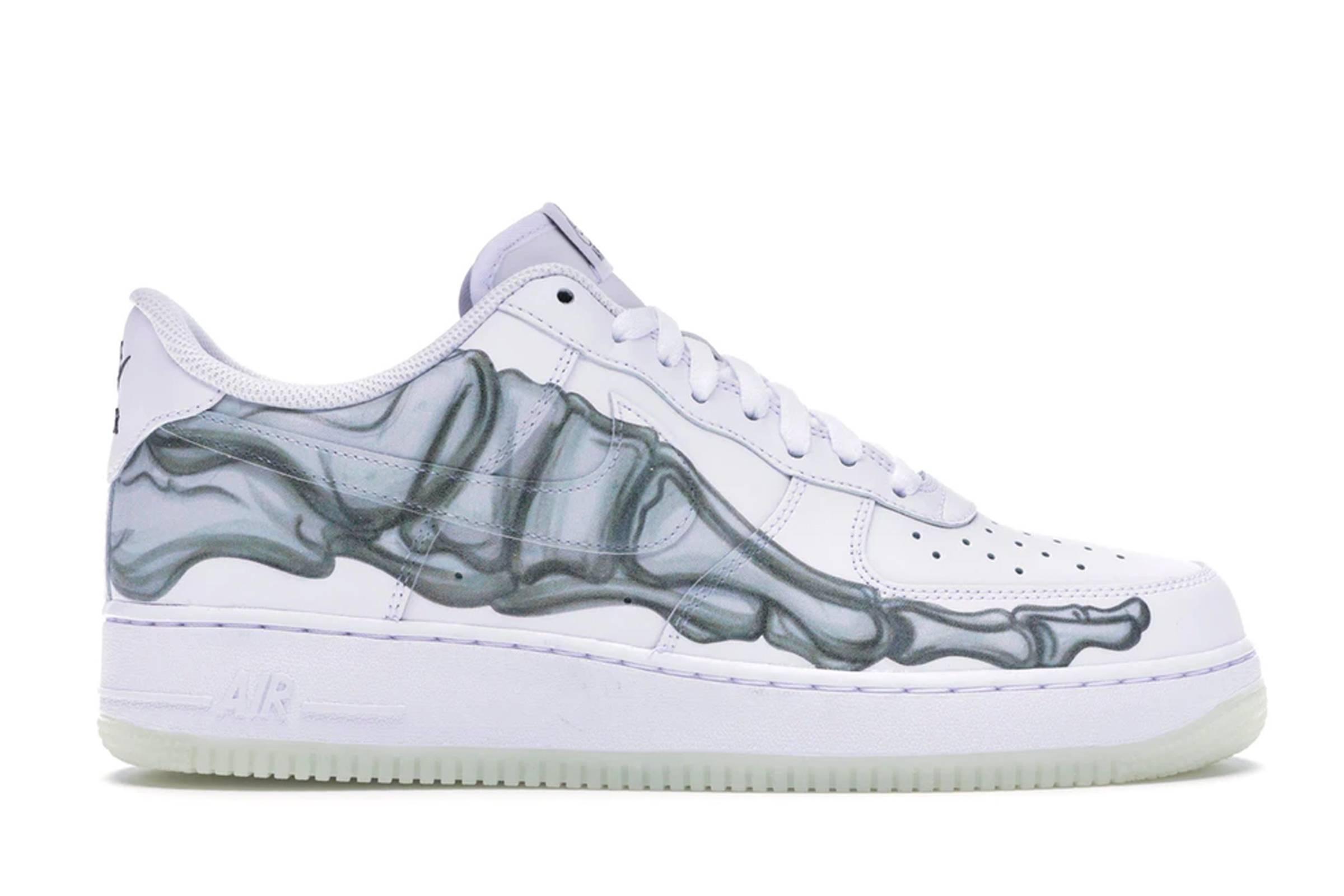 "Nike Air Force 1 Low QS ""Skeleton"""
