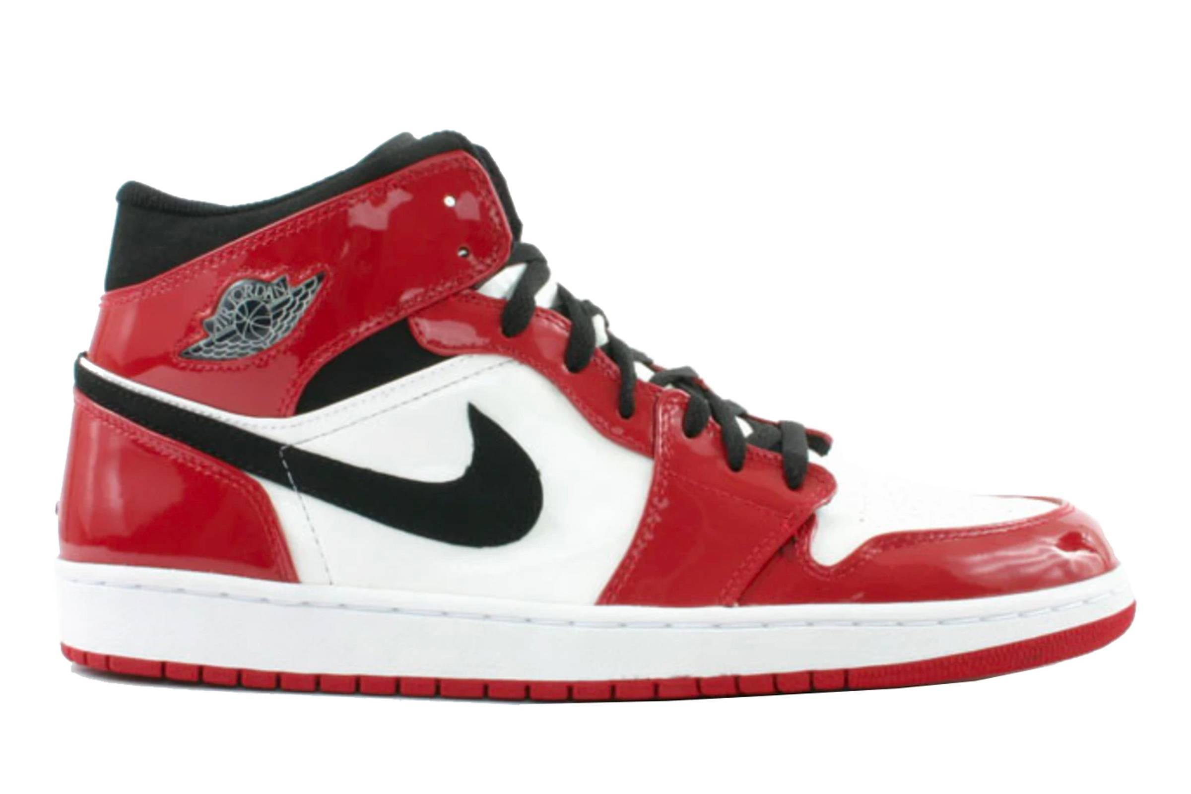 """Jordan I """"Chicago Patent"""""""