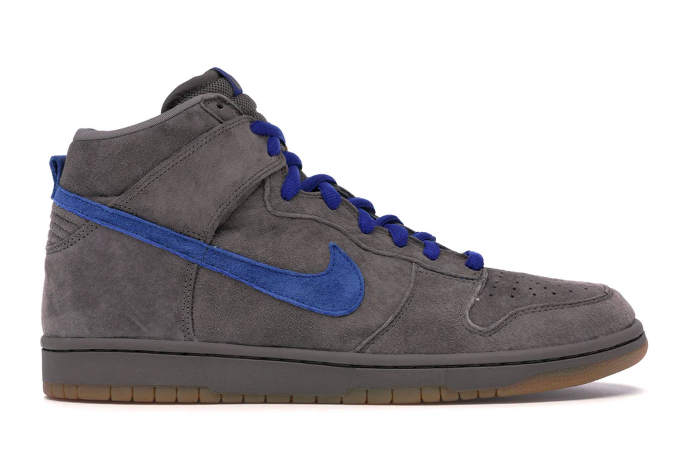 "Nike SB Dunk High ""Iron"""