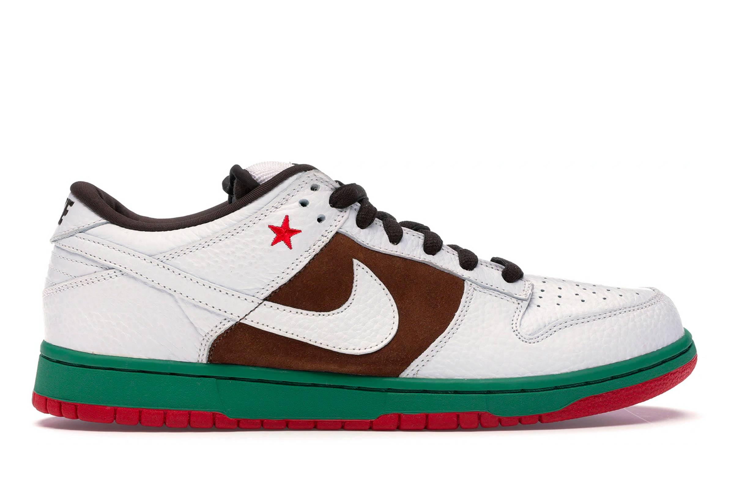 "Nike SB Dunk Low ""Cali"""