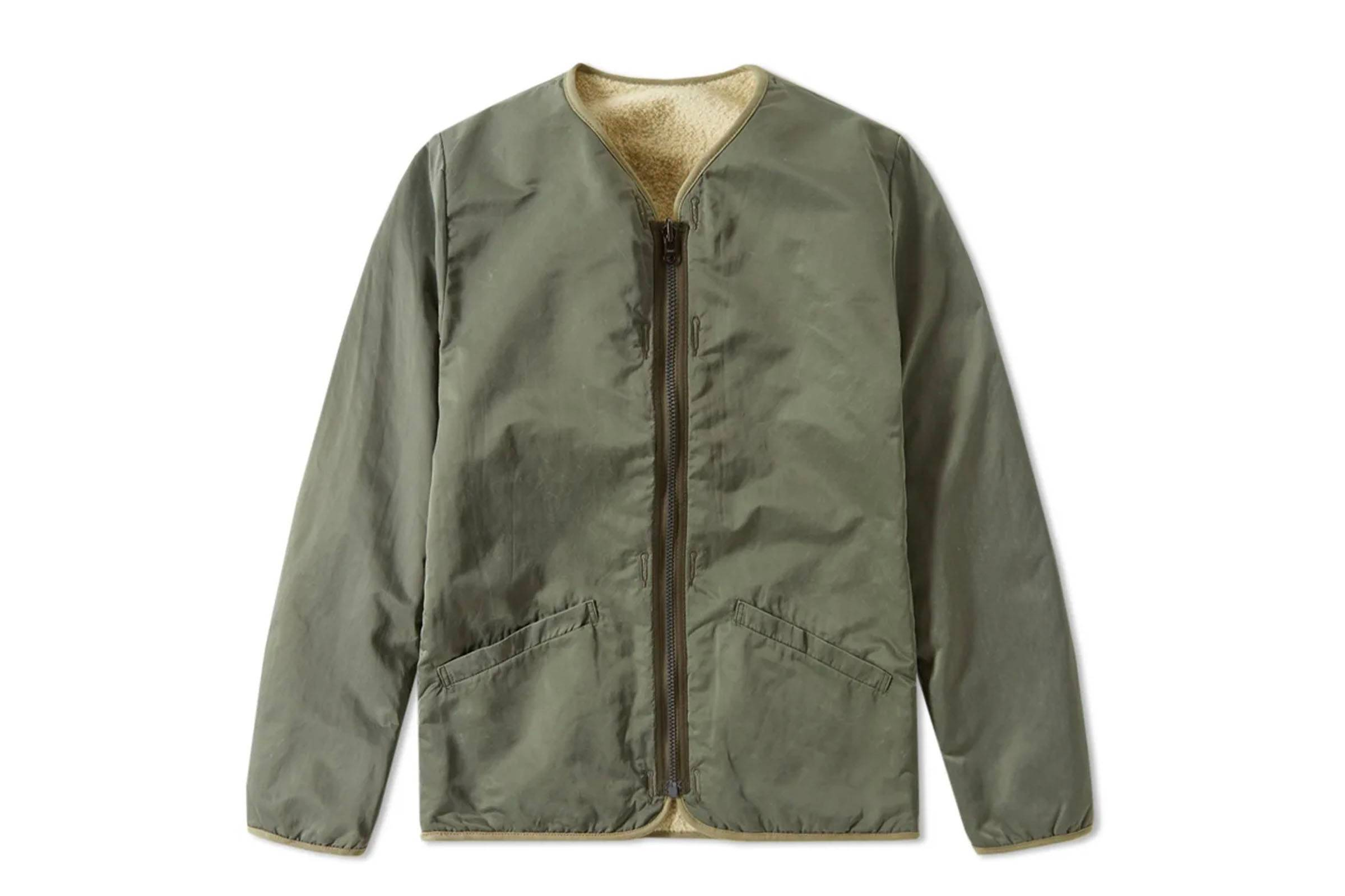 Visvim Iris Liner Jacket