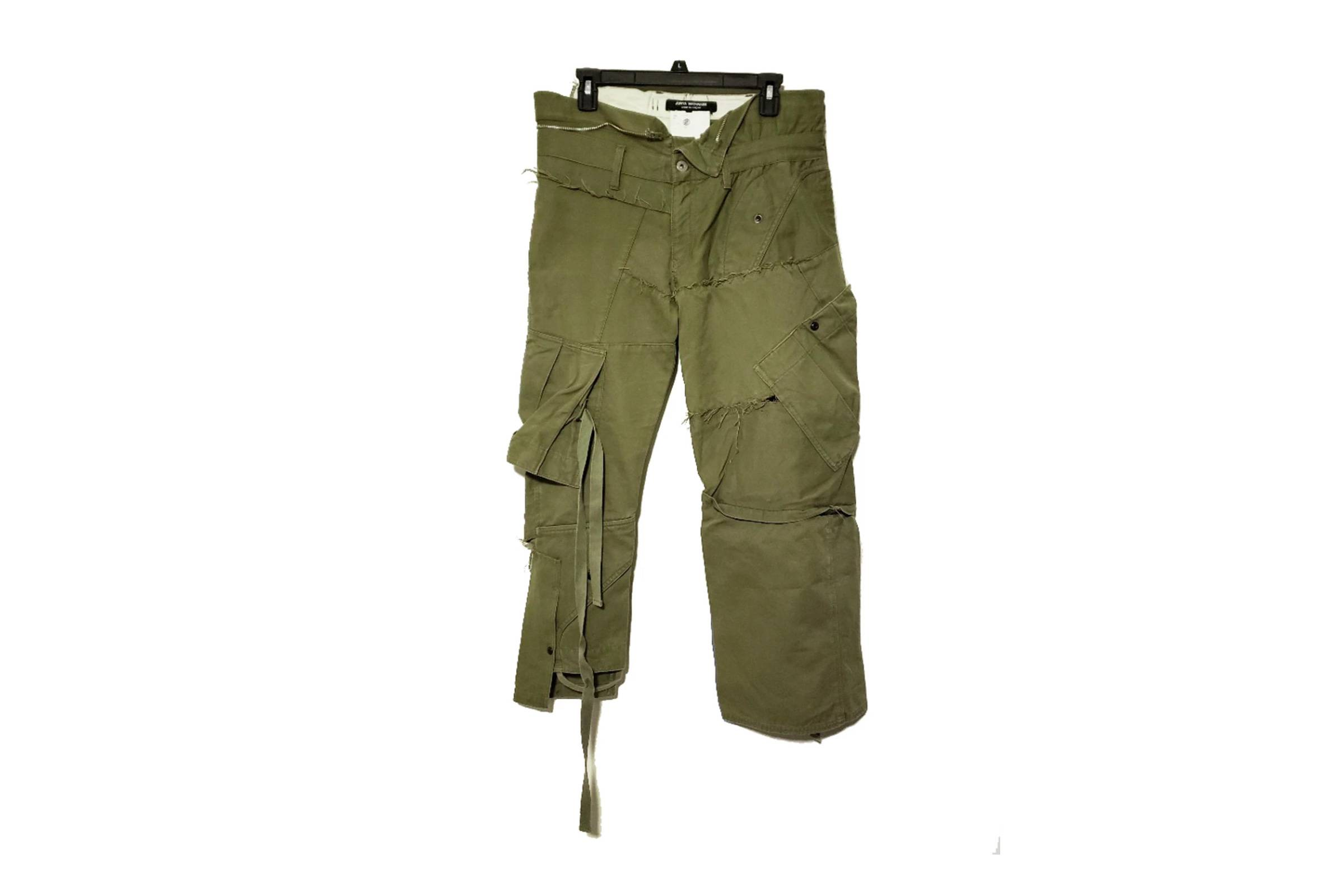 Junya Watanabe Fall/Winter 2006 Reconstructed Cargo Pants
