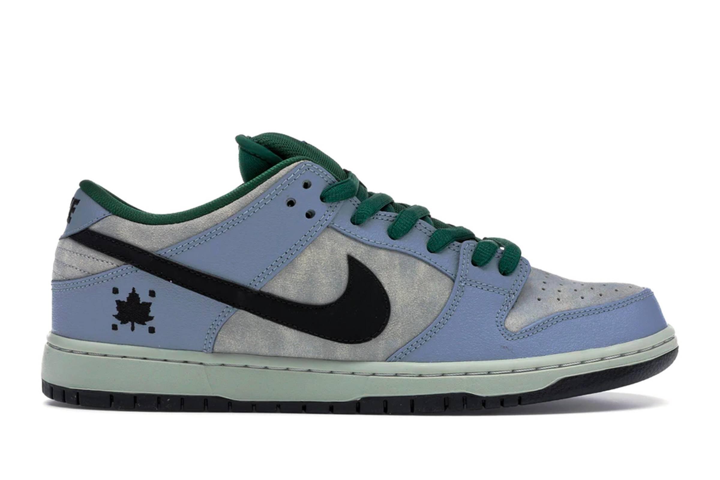 """Nike SB Dunk Low """"Maple Leaf"""""""