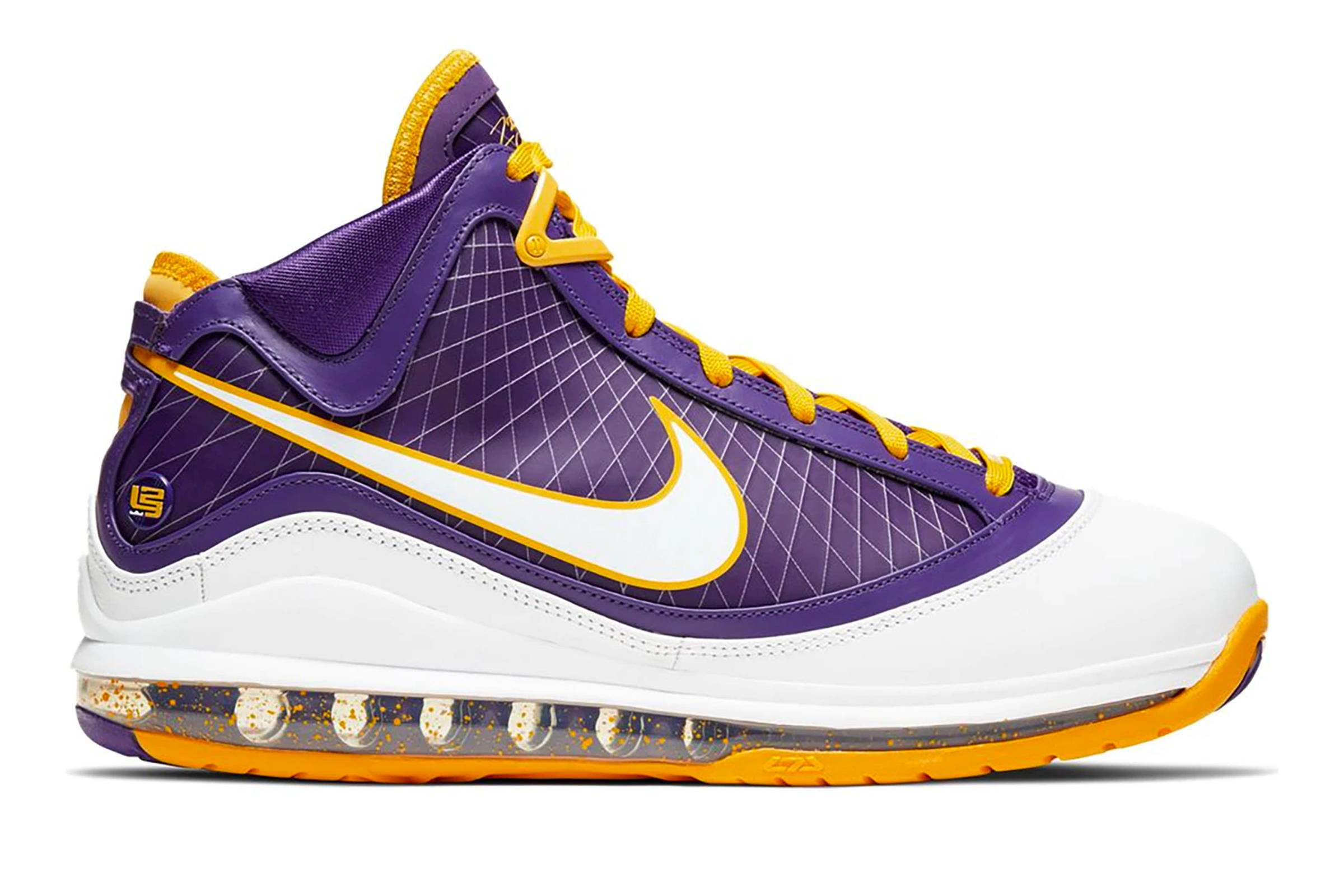 "Nike Lebron VII ""Media Day"""