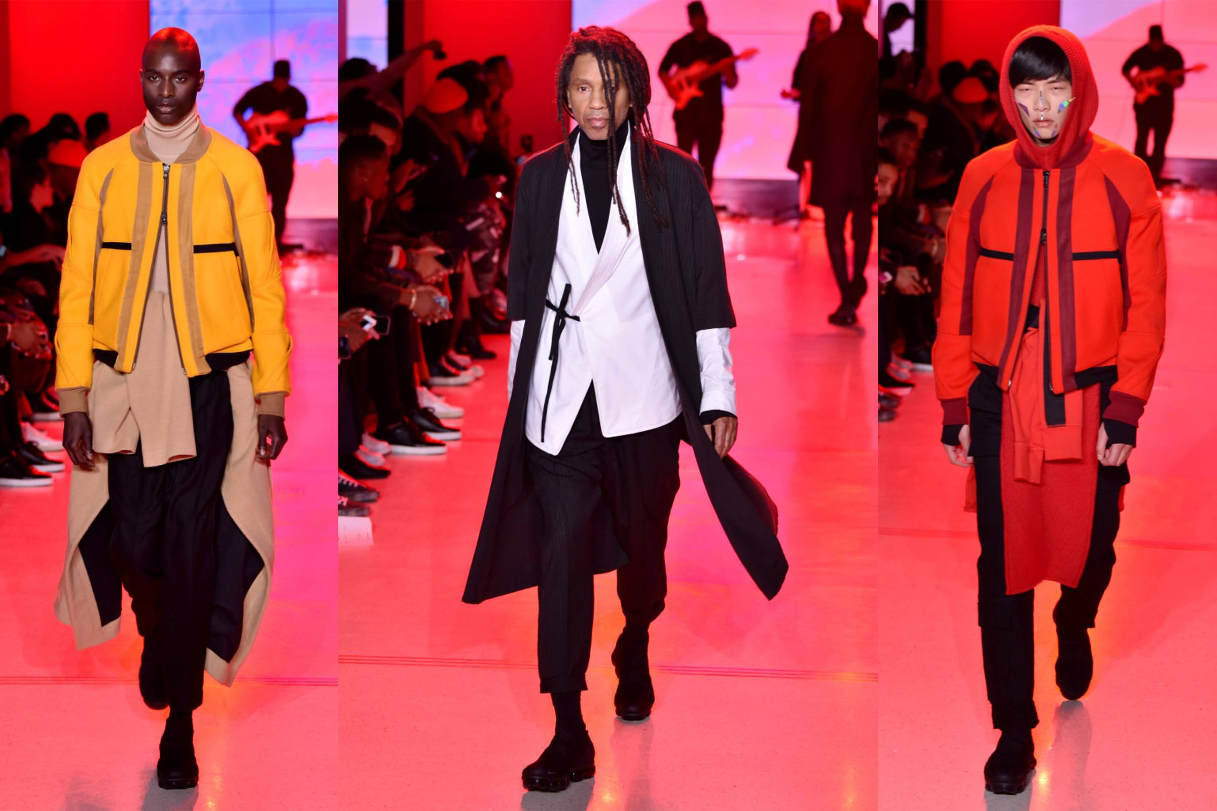 Abasi Rosborough's Runway-Ready Futuristic Outerwear