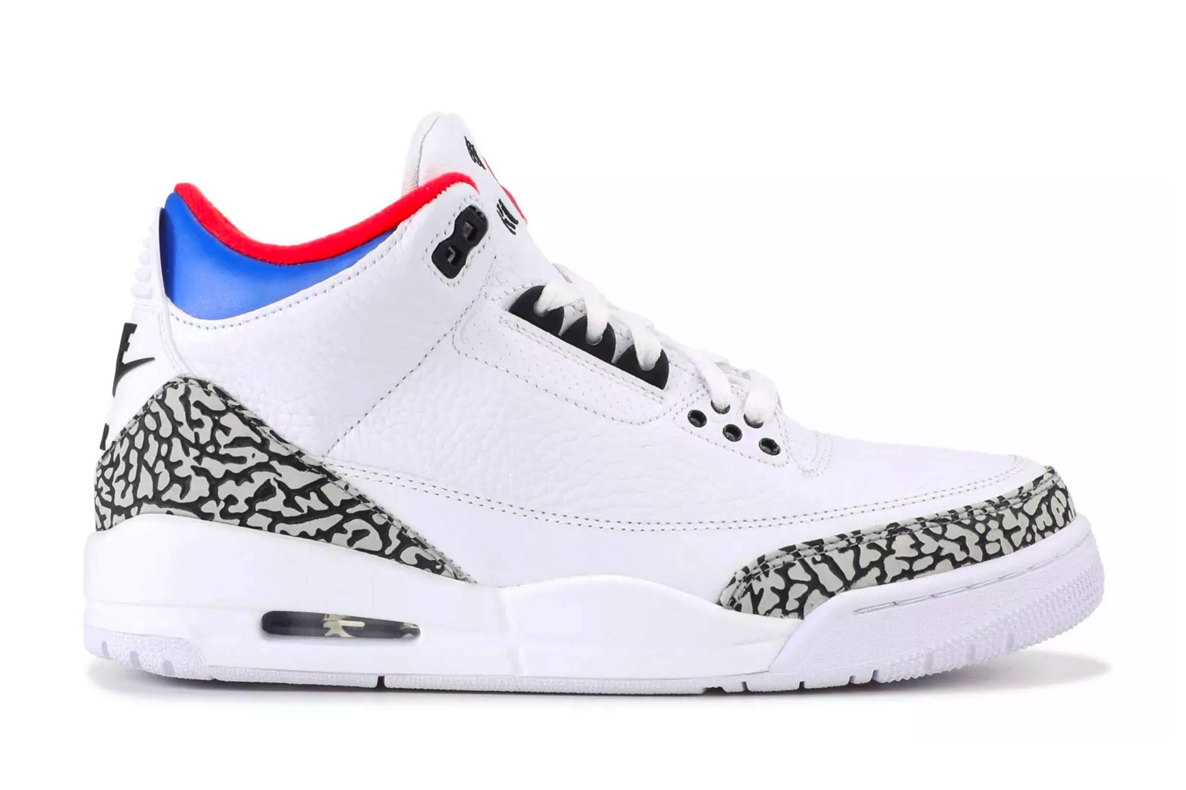 "Air Jordan III ""Seoul"""