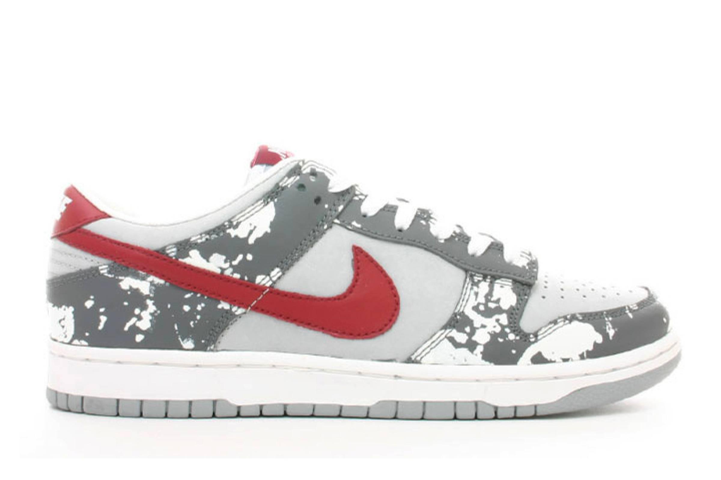 "Nike Dunk Premium ""Splatter"""