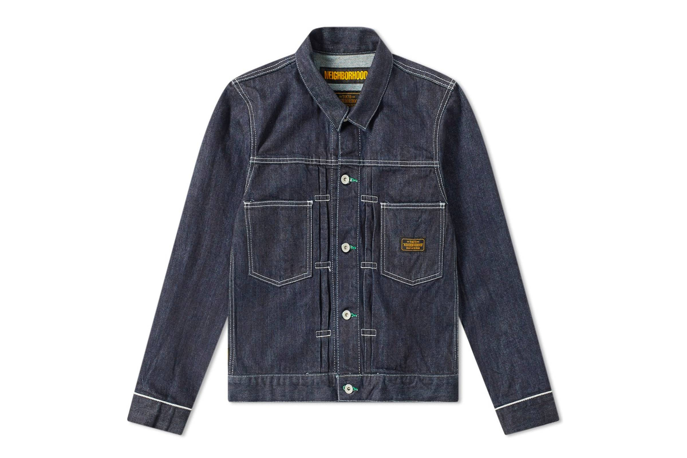 Neighborhood Stockman Denim Trucker