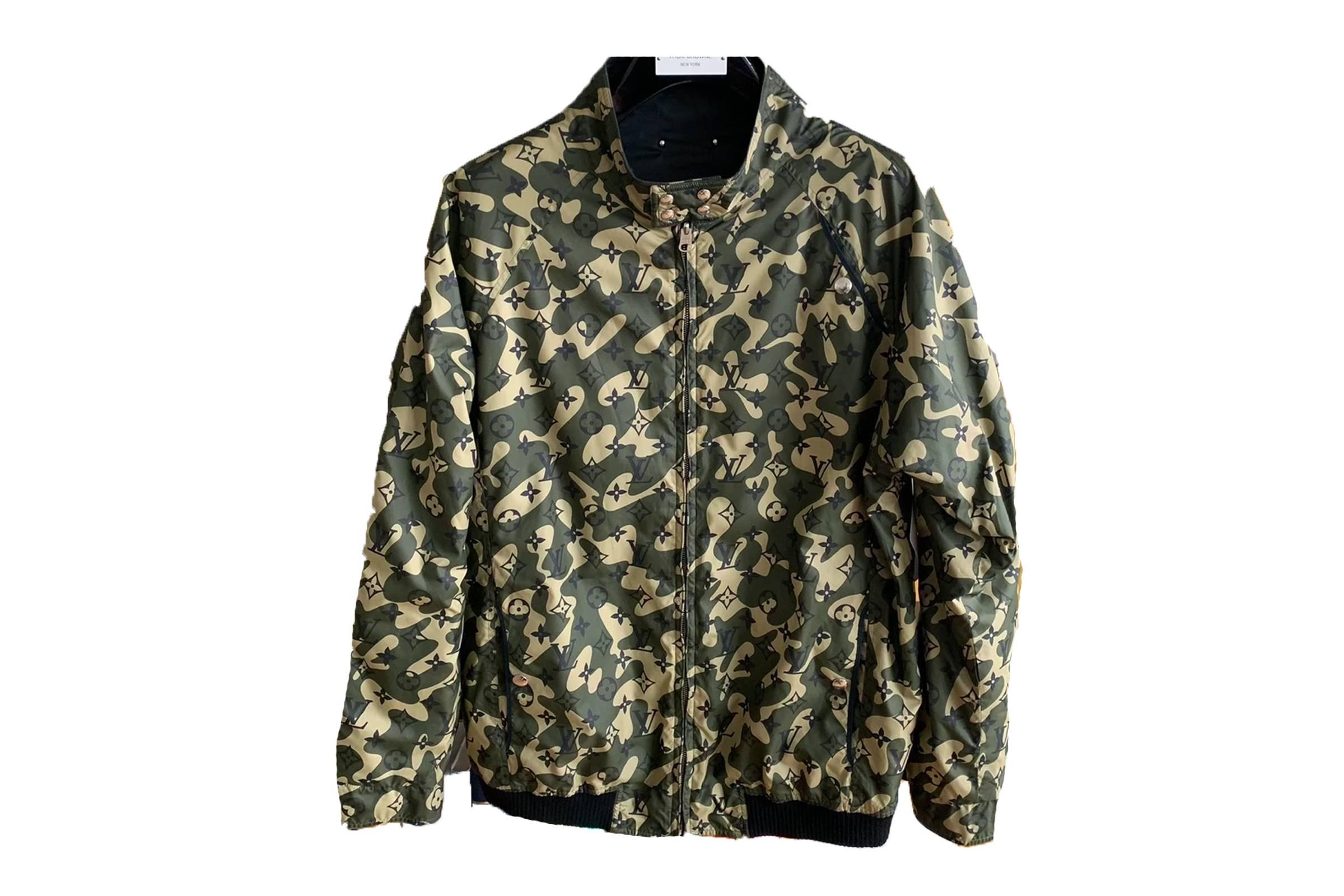 Louis Vuitton x Takashi Murakami Reversible Bomber Jacket