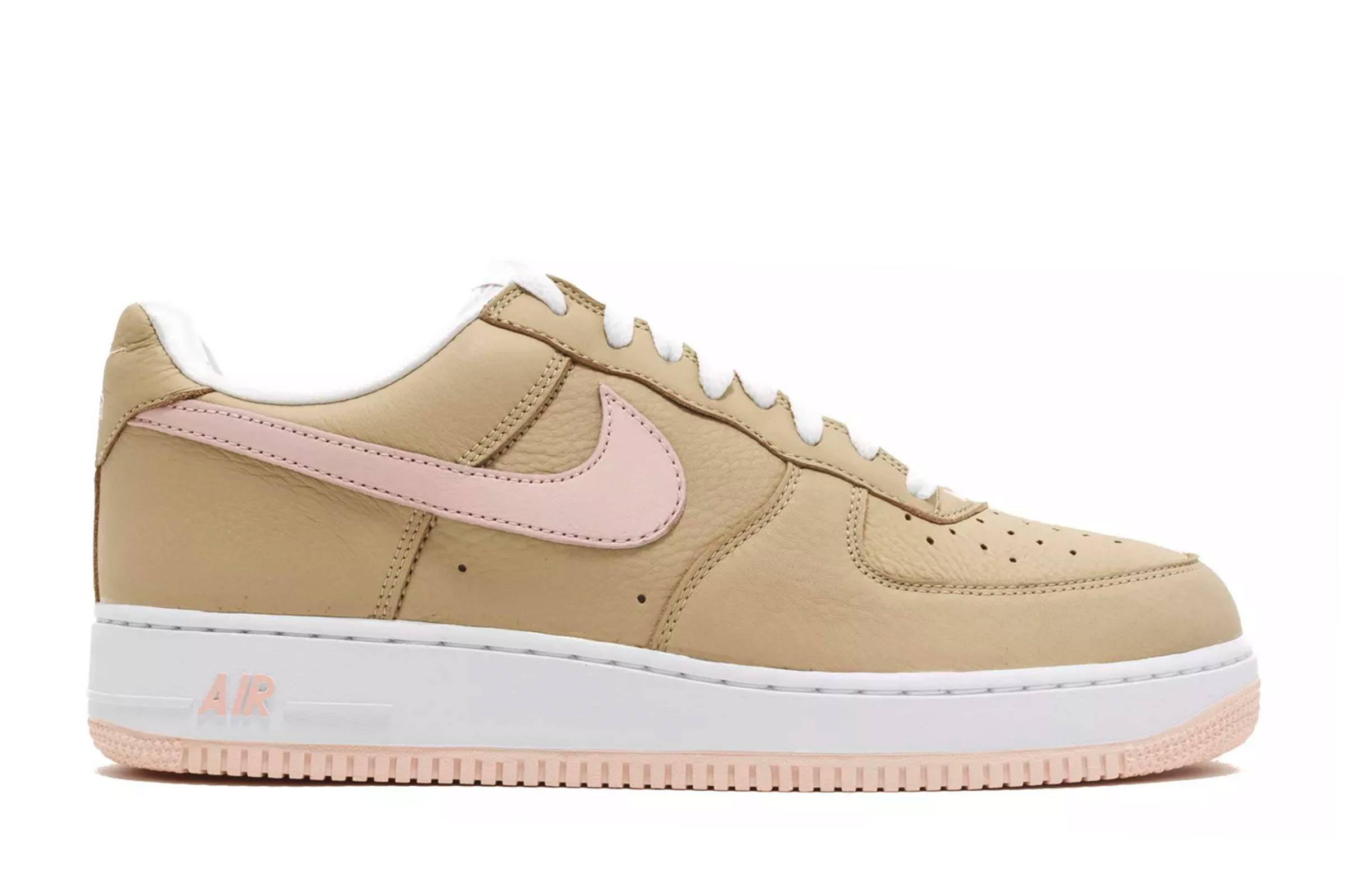 "Kith x Nike Air Force 1 ""Linen"""